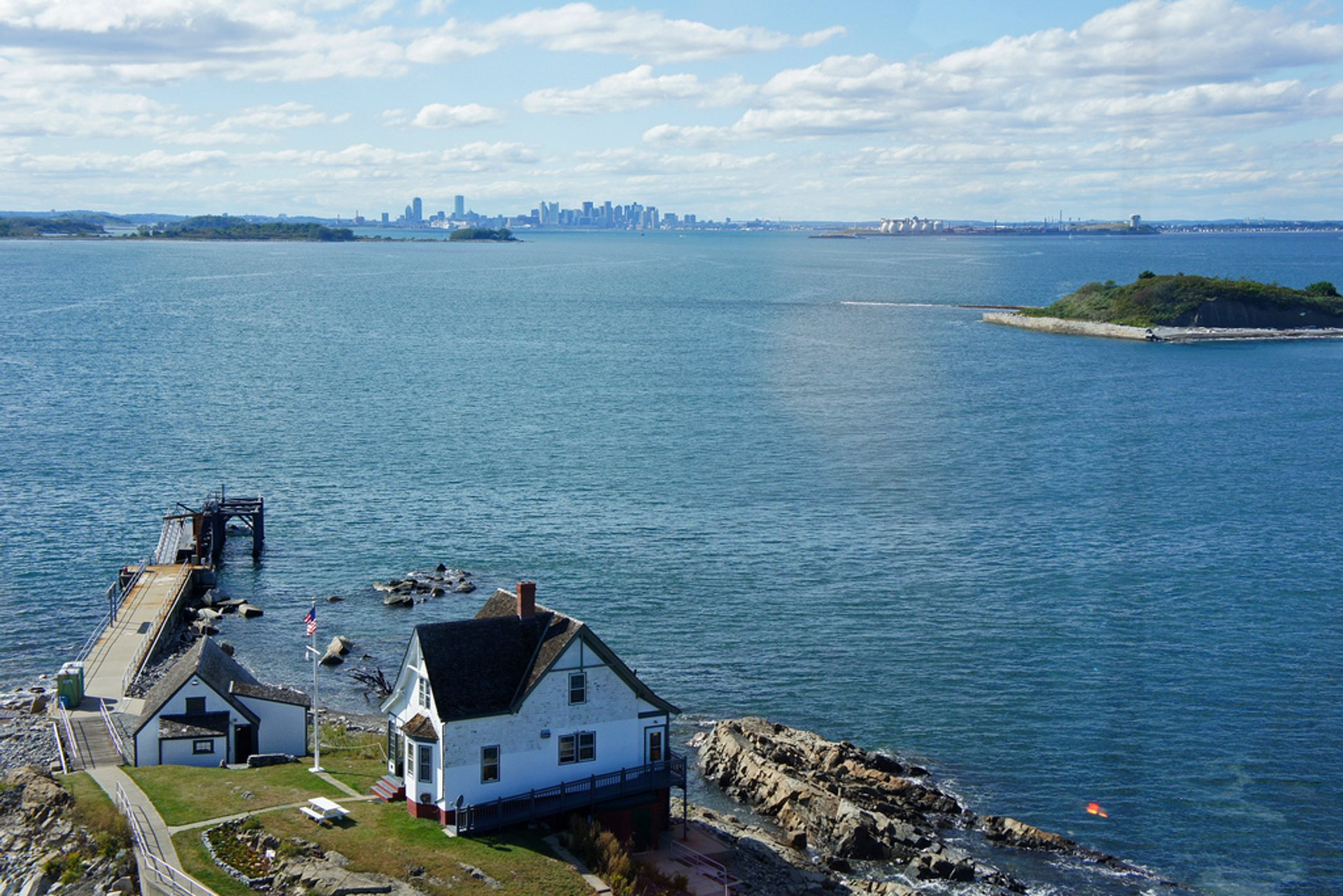 Visit America's Oldest Lighthouse in Boston - Best Season 2020