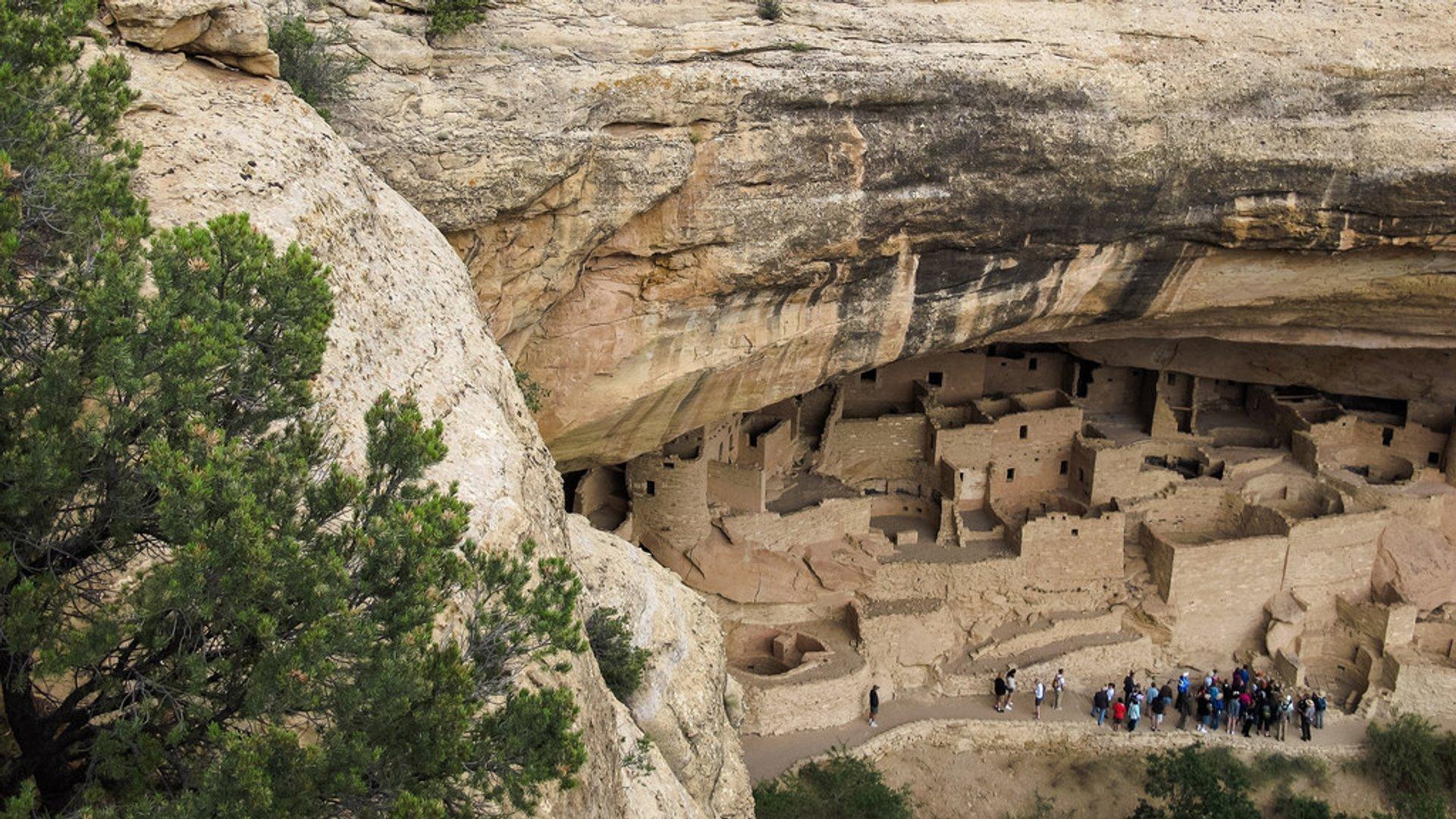 Mesa Verde National Park in Colorado - Best Season 2020