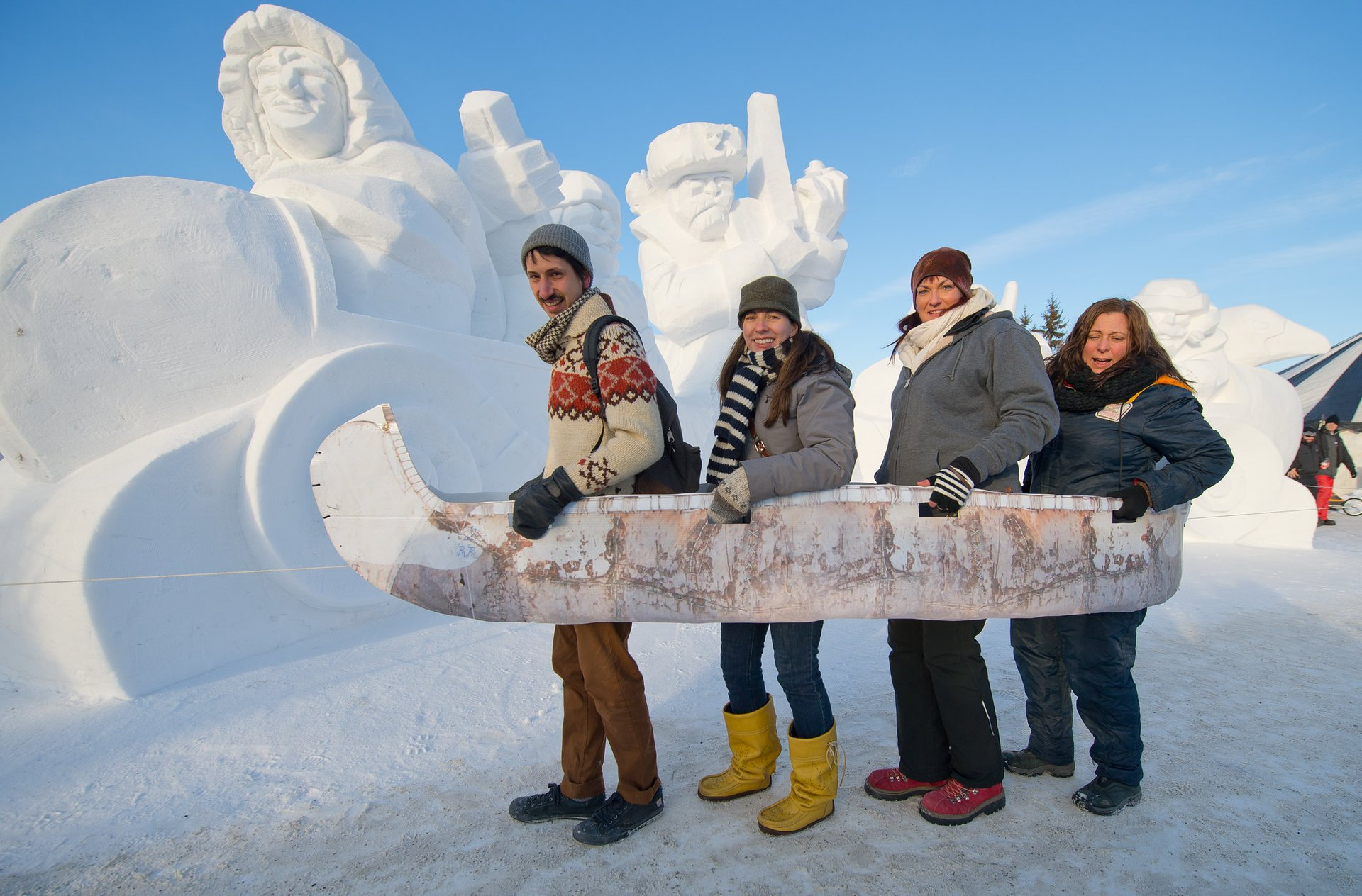 Festival du Voyageur in Winnipeg 2020 - Best Time