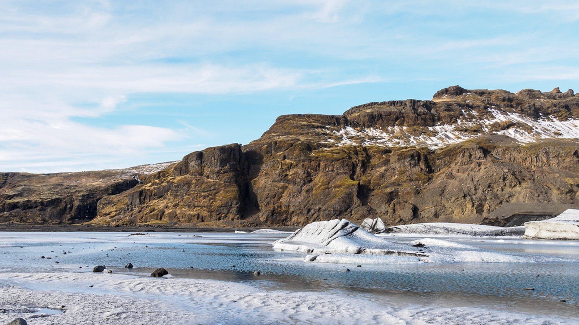 Sólheimajökull Glacier 2020