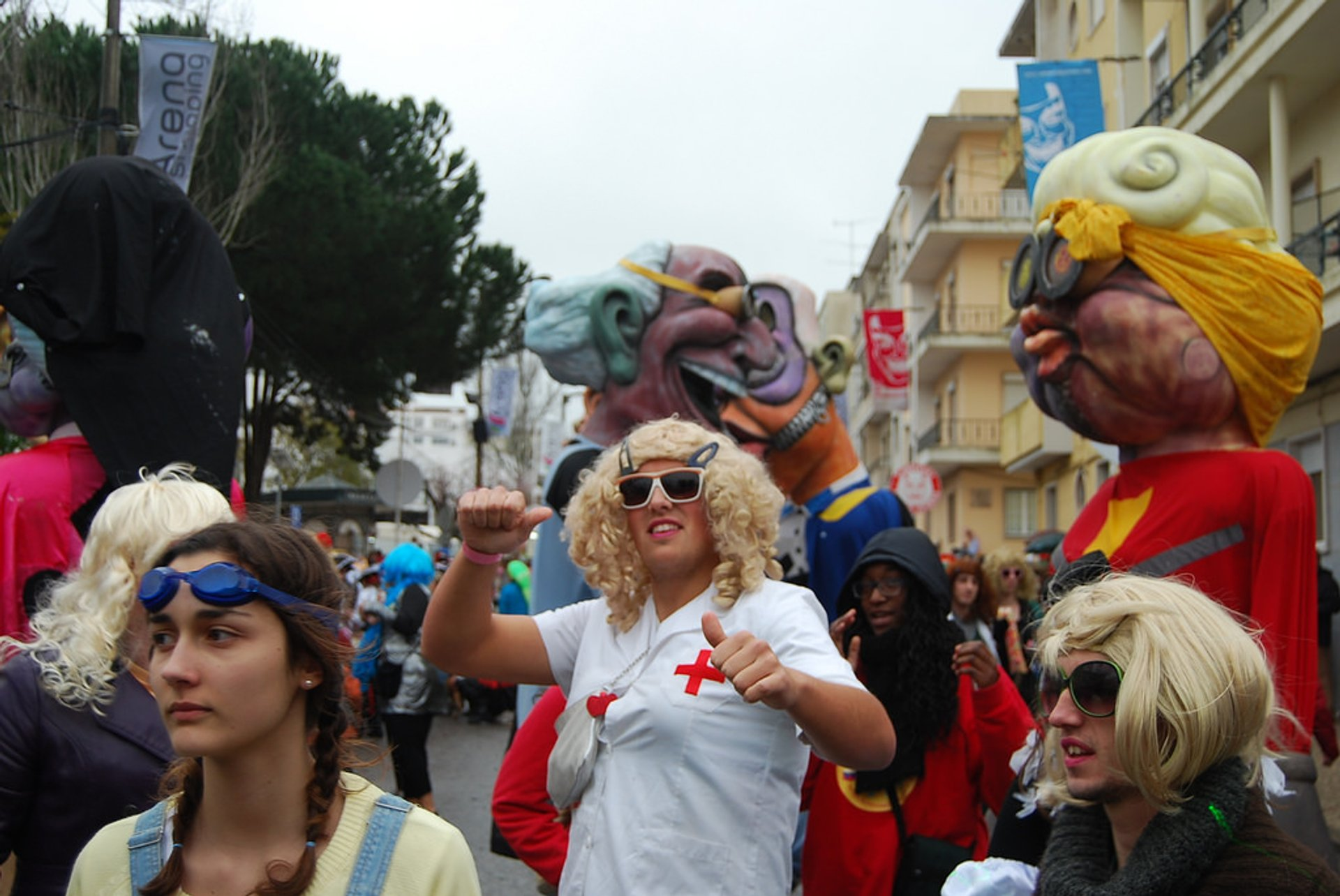 Carnaval de Torres Vedras in Portugal - Best Time