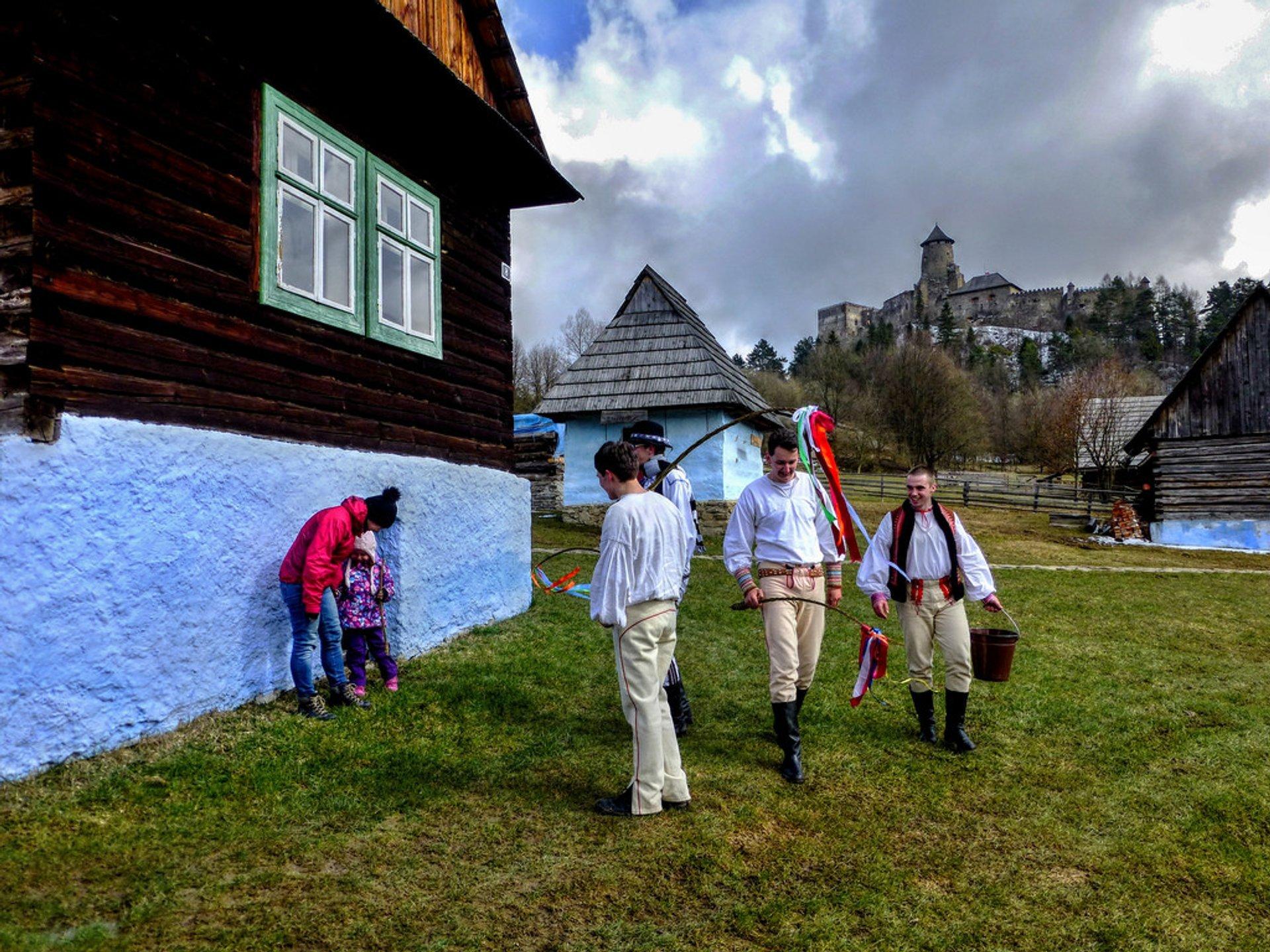 Easter (Veľká Noc) in Slovakia - Best Time