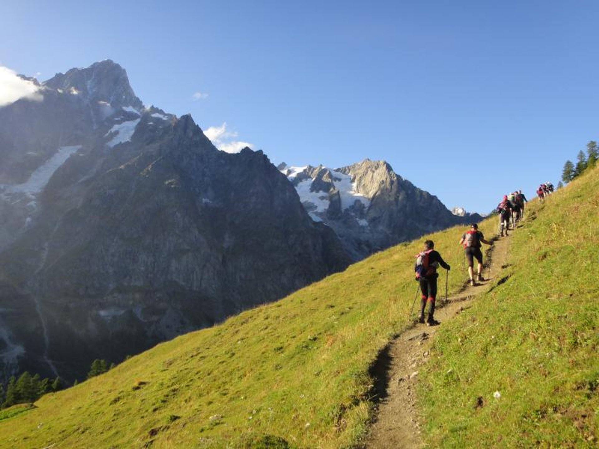Ultra-Trail du Mont-Blanc (UTMB) in Switzerland - Best Season 2019