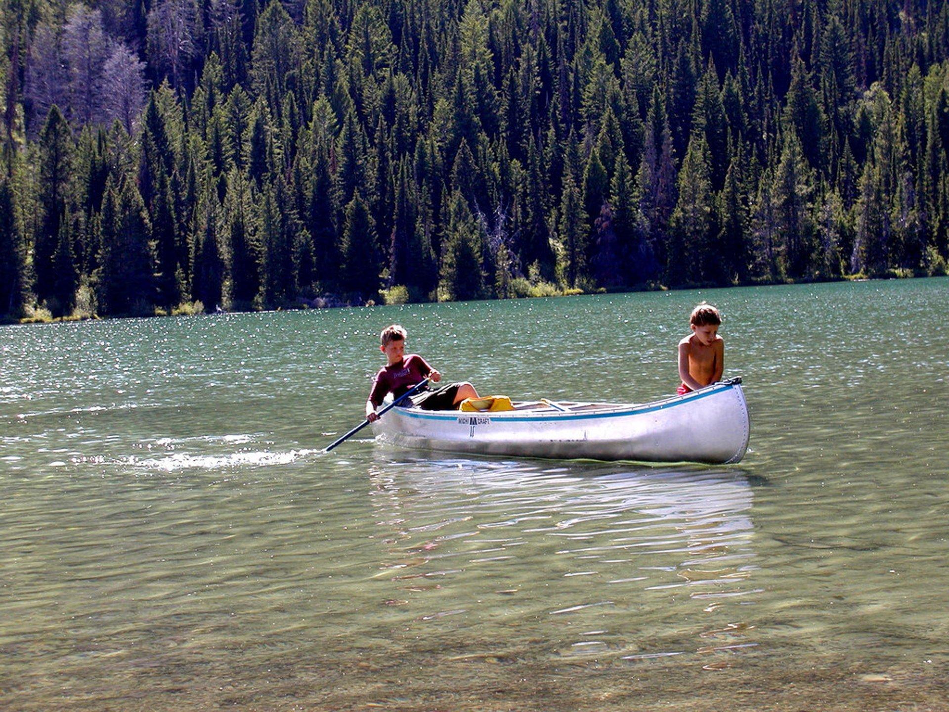 String Lake 2020