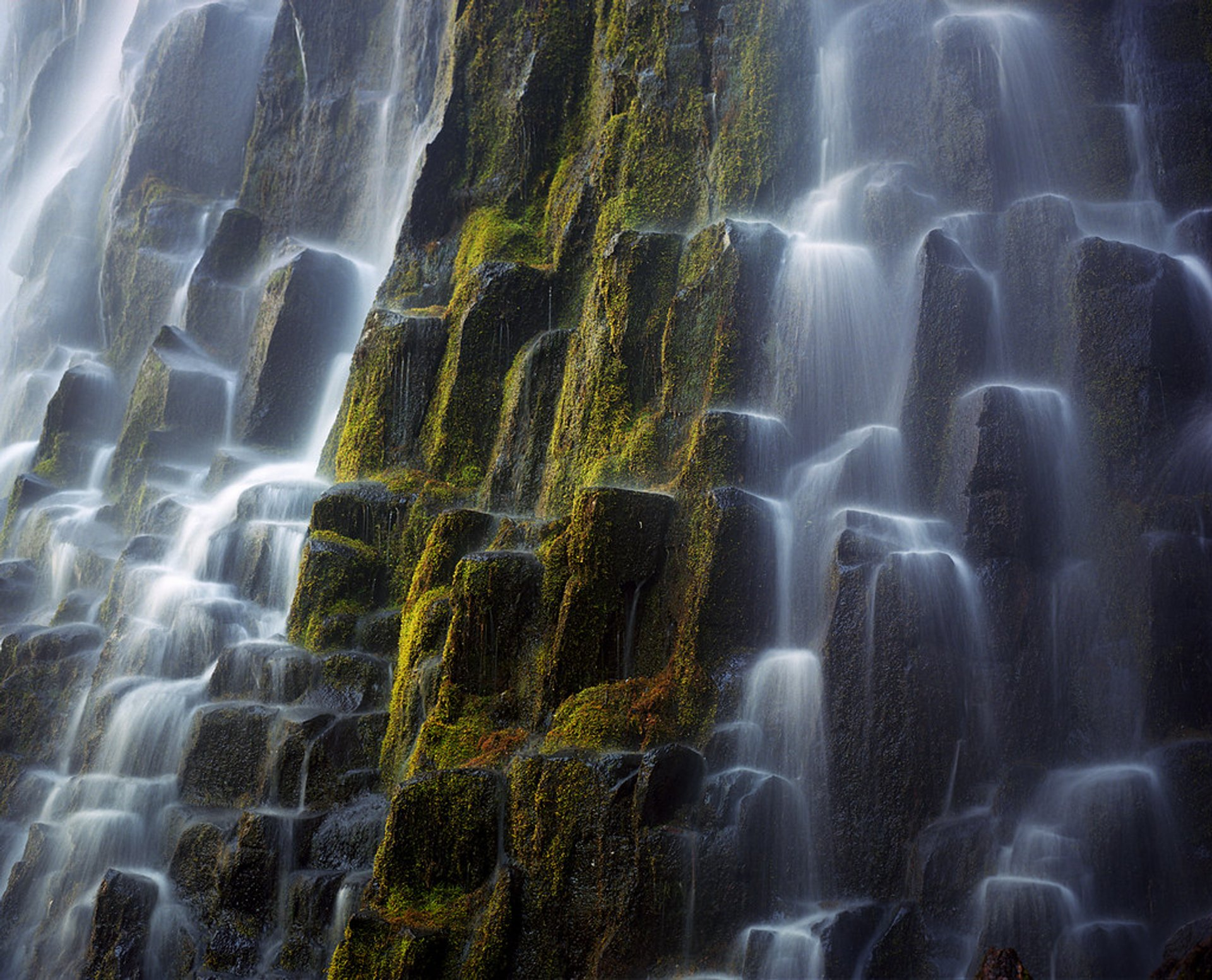 Best time for Proxy Falls in Oregon 2020