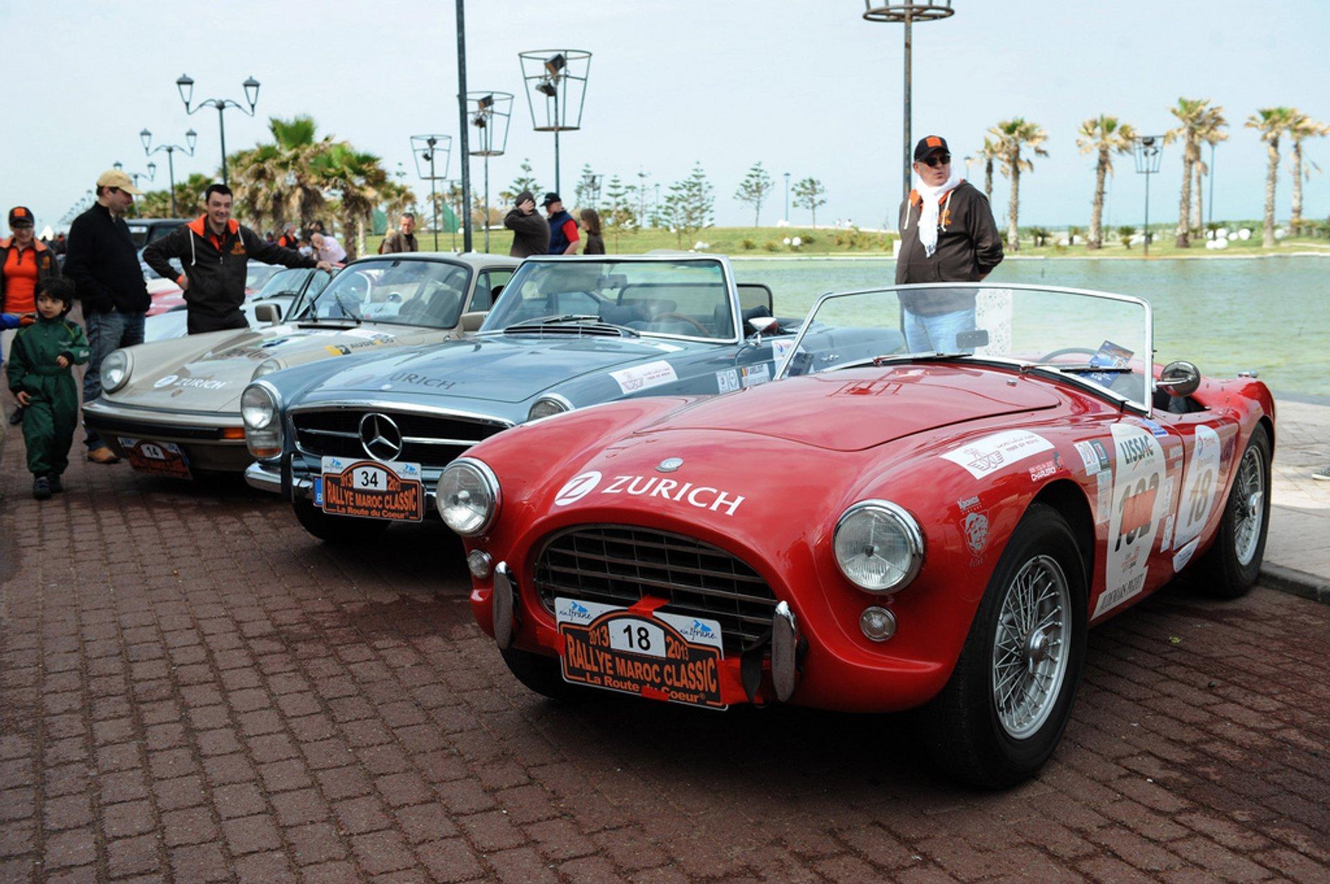 Rallye Maroc Classic–La Route du Coeur in Morocco - Best Season
