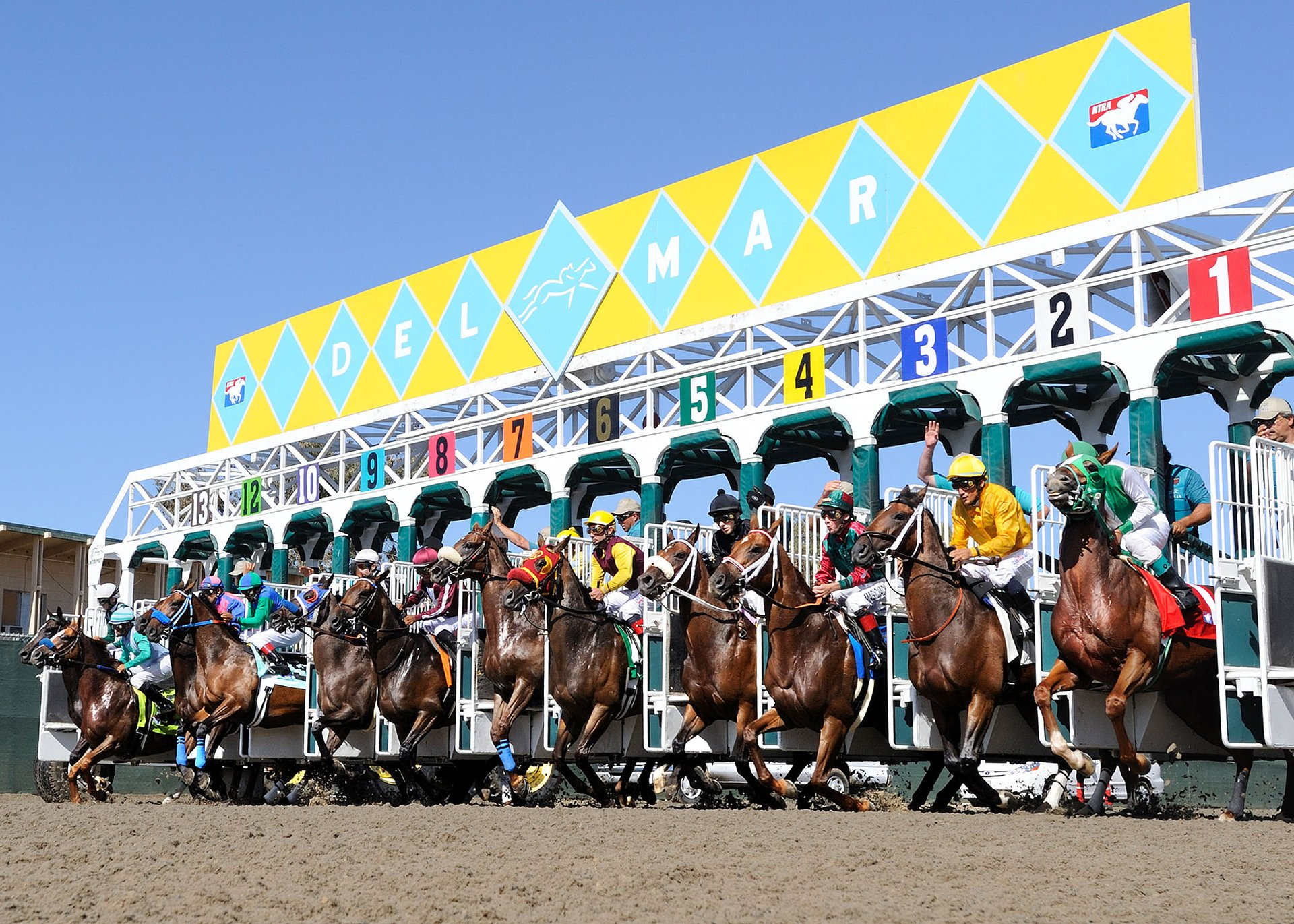 Del Mar Racing Season in San Diego - Best Season 2019