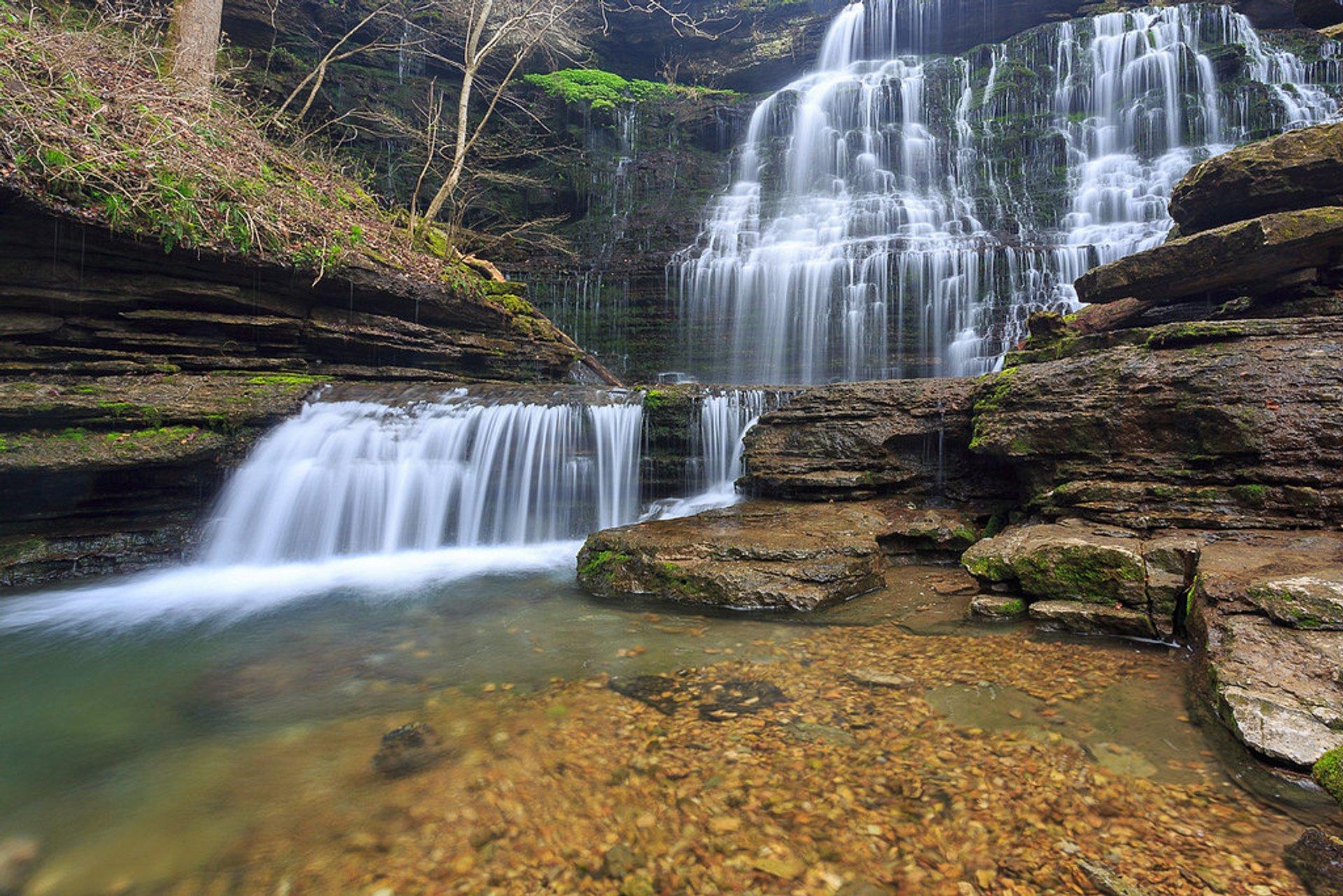 Machine Falls  in Tennessee - Best Season 2020
