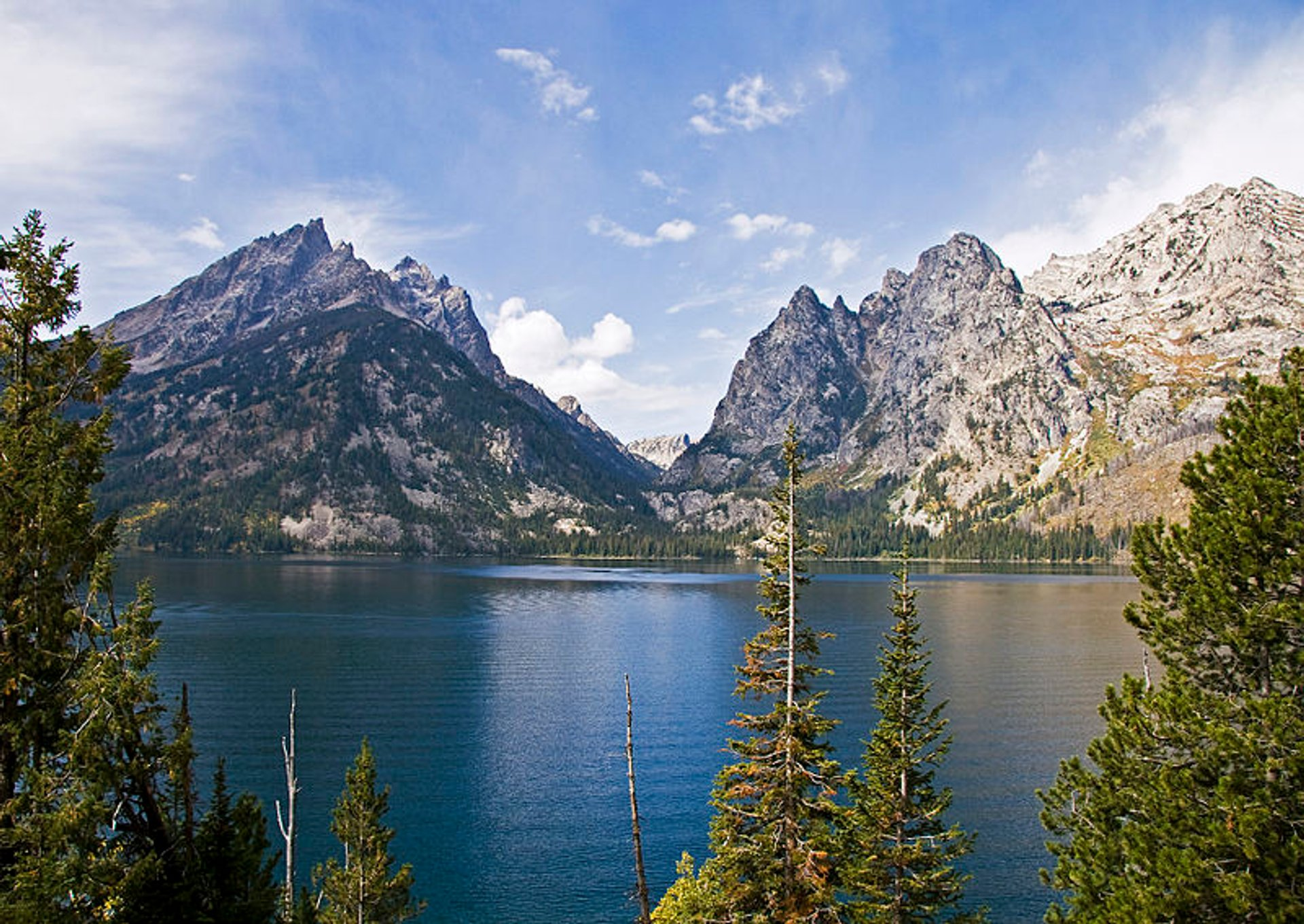Jenny Lake in Wyoming 2020 - Best Time