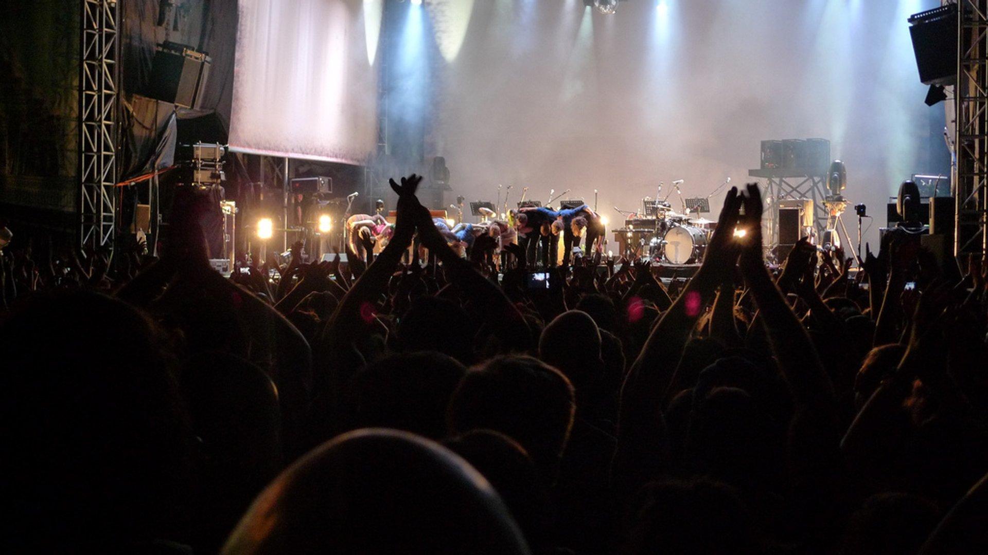 Best time for Osheaga Music Festival in Quebec 2020