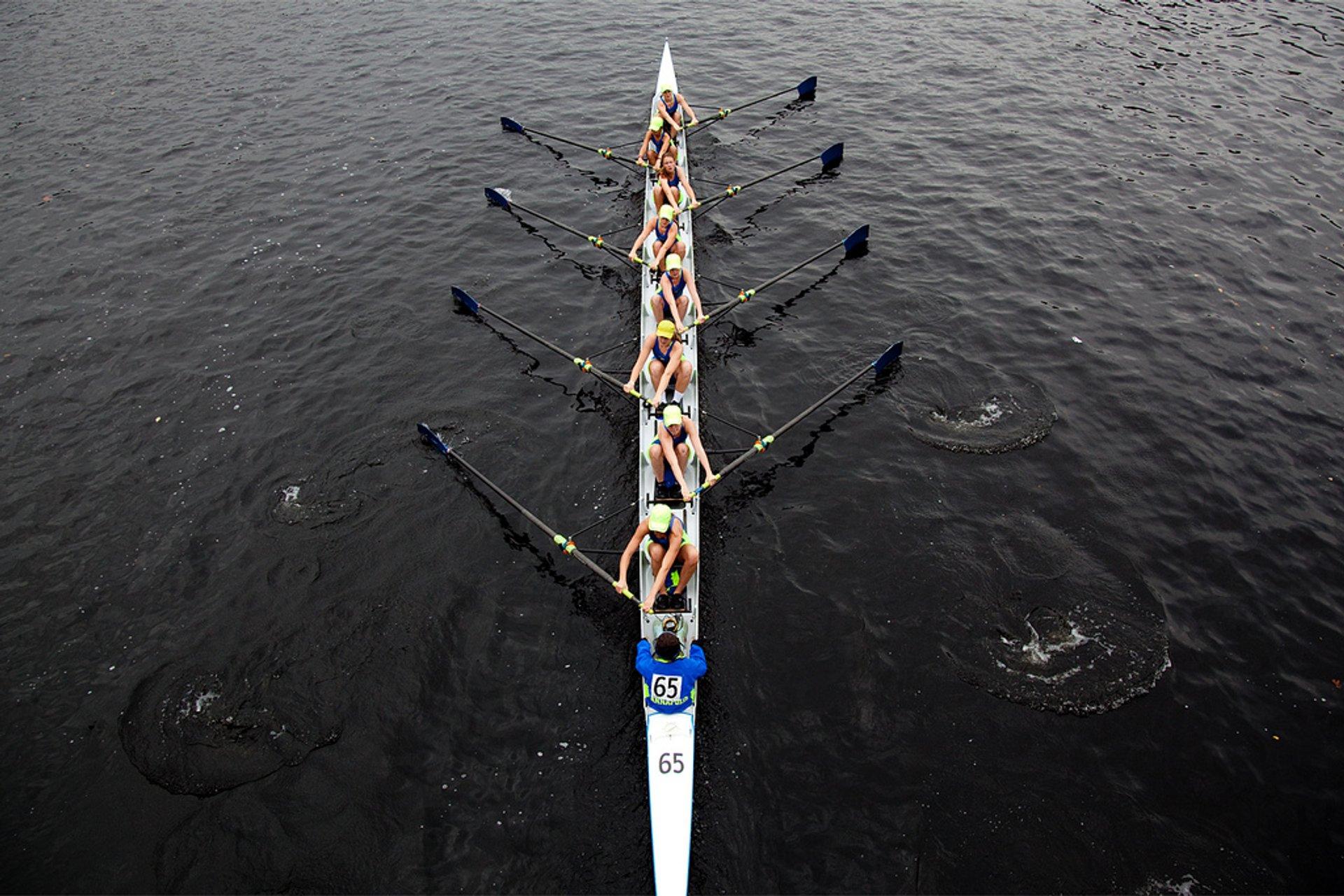 Charles Canoe and Kayak Races in Boston - Best Season 2019