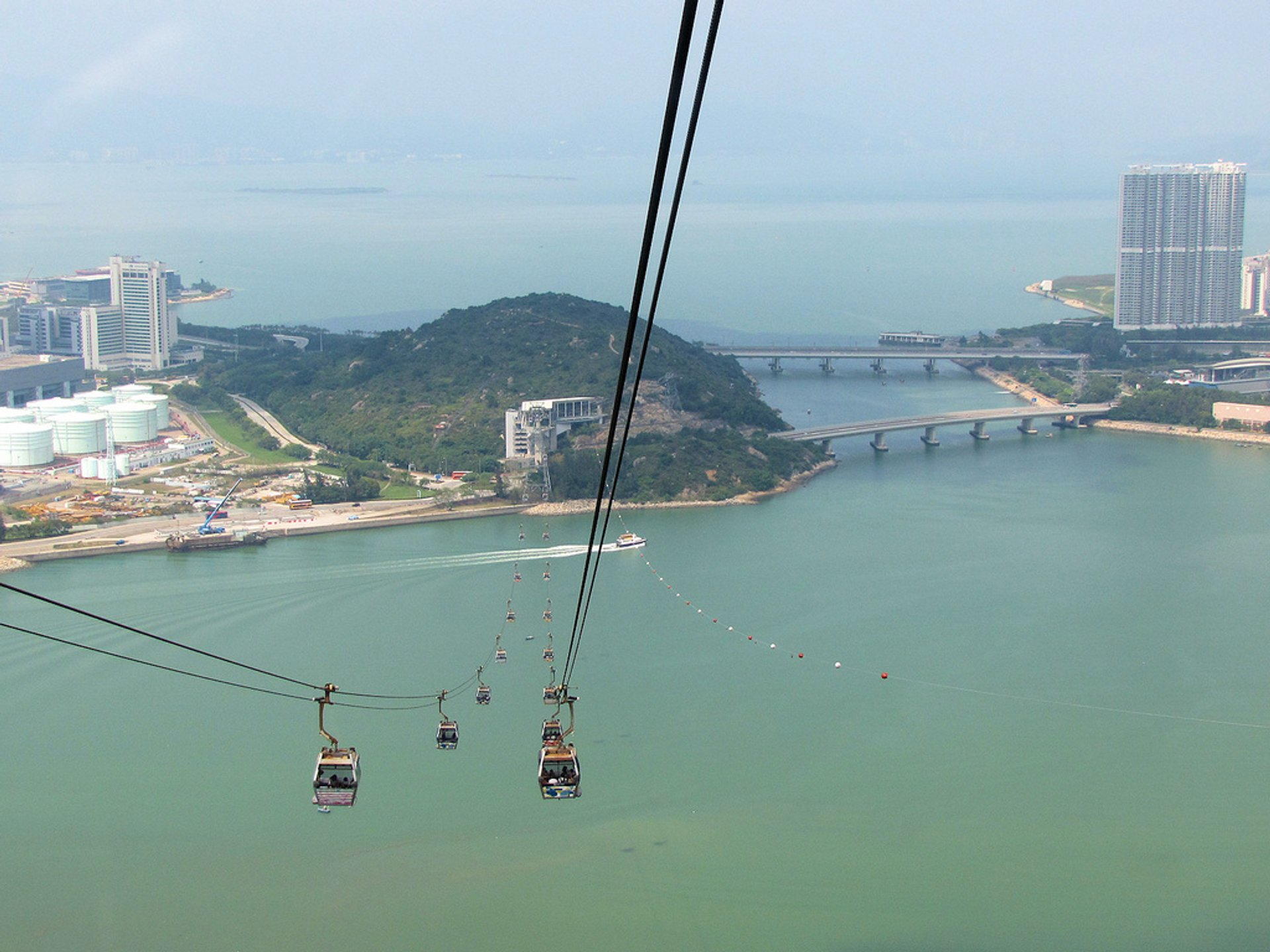 Ngong Ping 360 in Hong Kong 2020 - Best Time