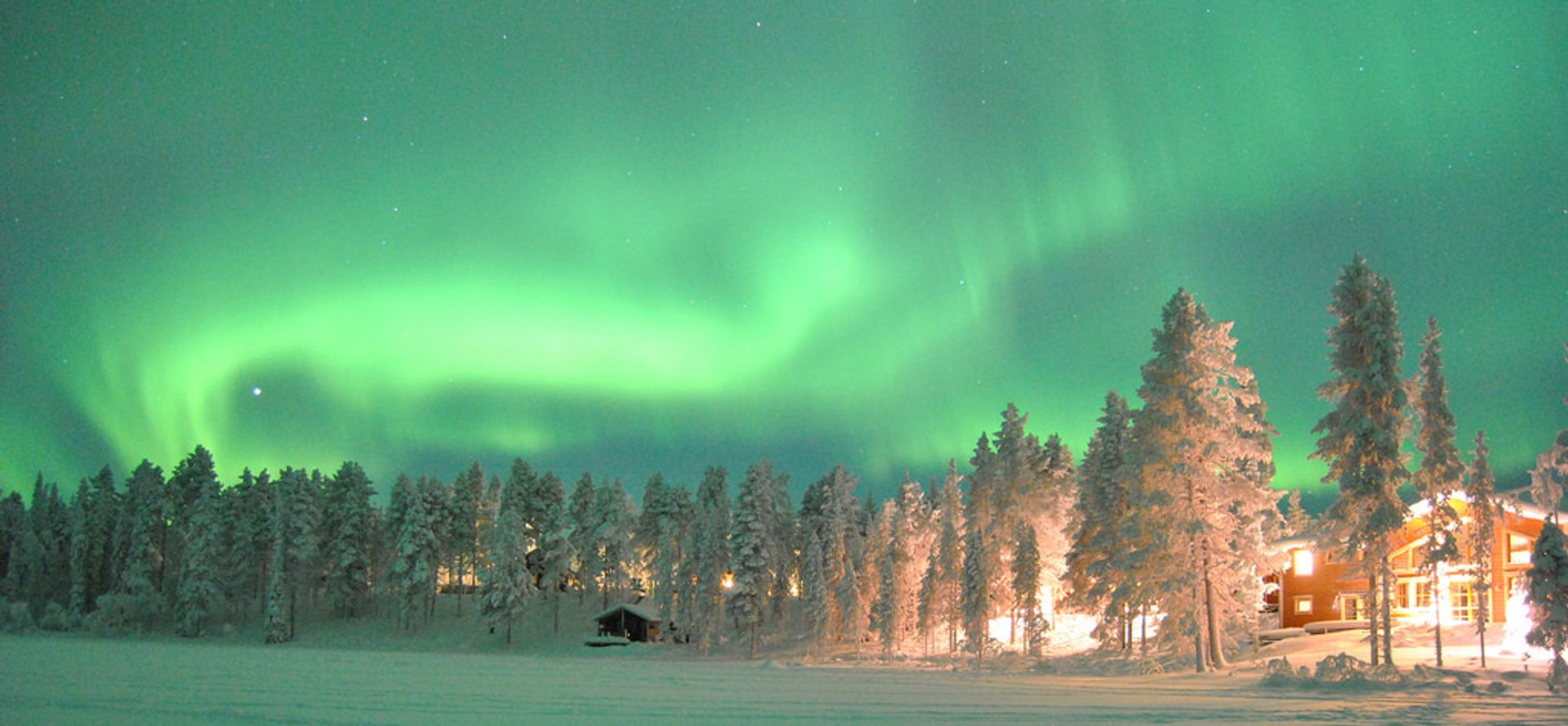 Northern Lights in Sweden - Best Season 2020