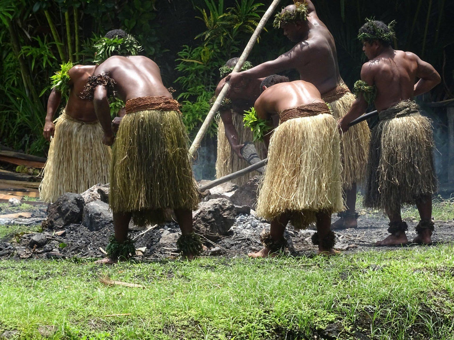 Fire Walking Festivals in Fiji 2020 - Best Time