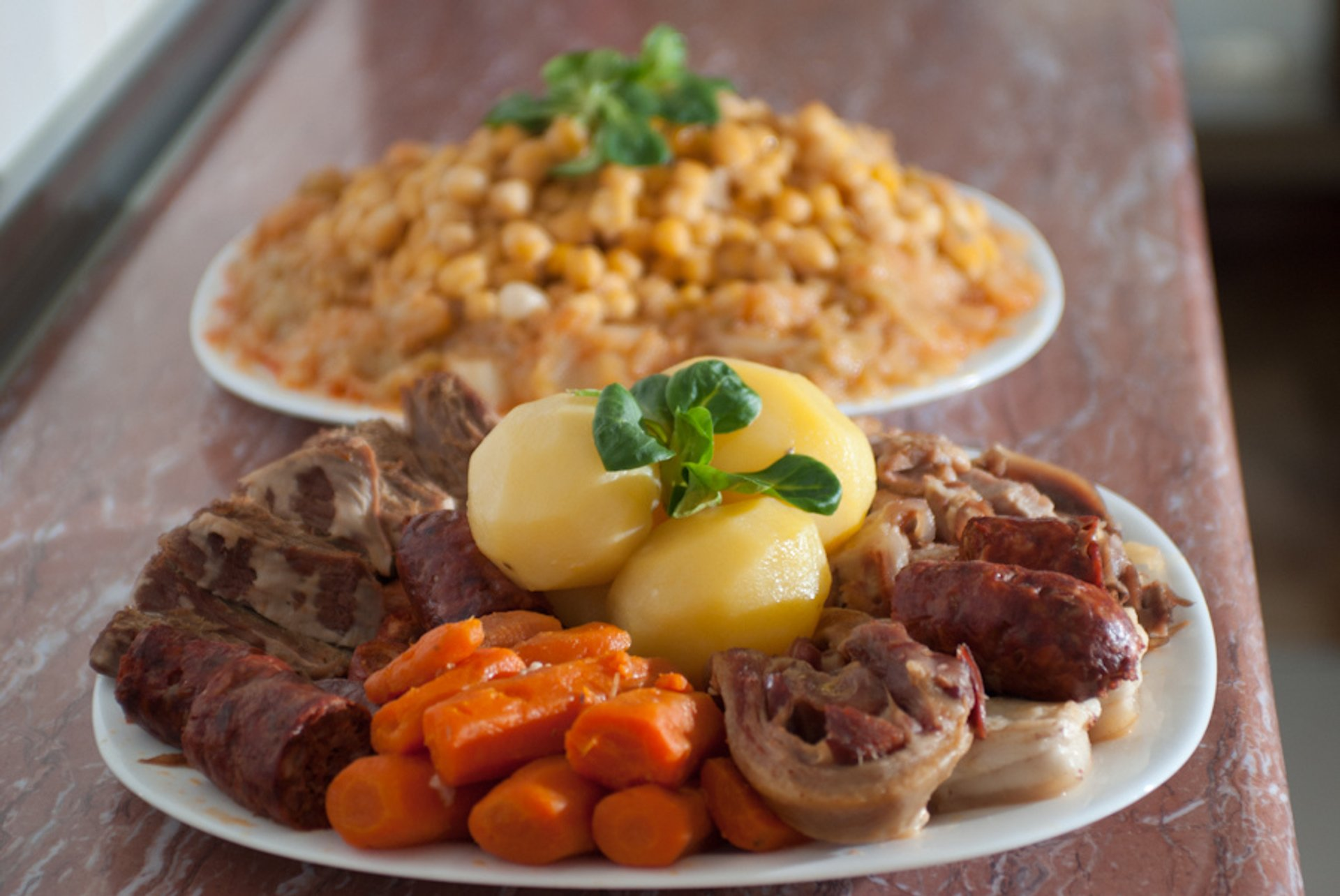 Madrid-Style Boiled Dinner (Cocido Madrileño) in Madrid 2020 - Best Time