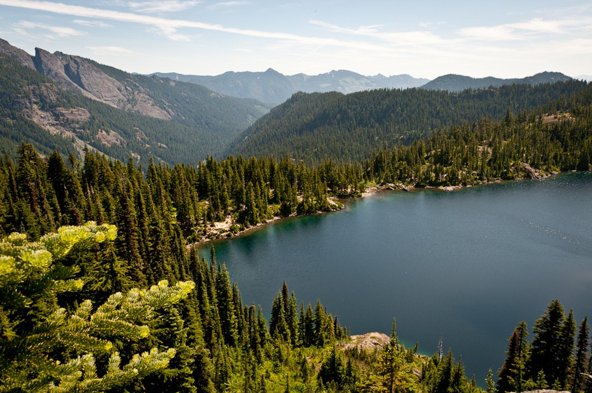 Rachel Lake in Washington 2020 - Best Time