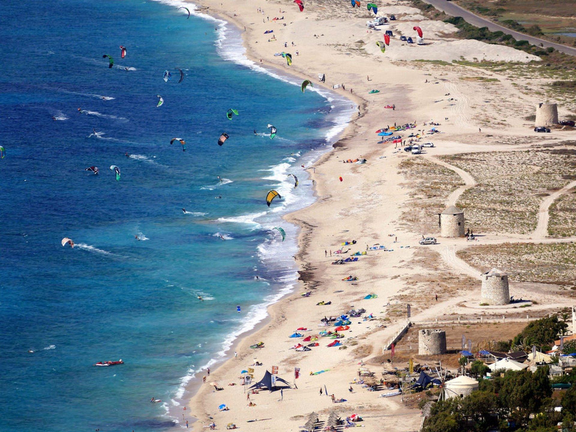 Ammoglossa beach, Lefkada 2020