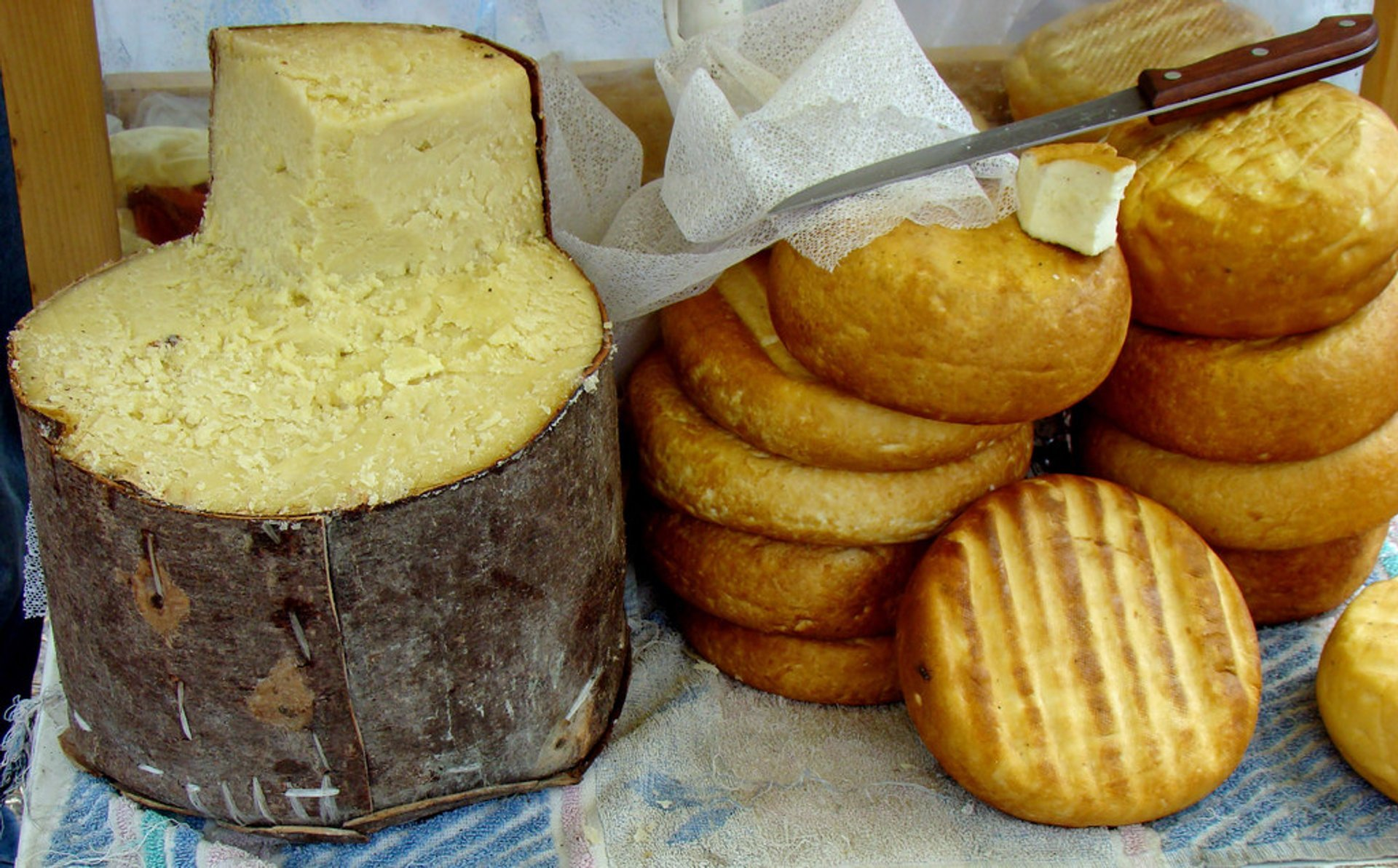 Romanian Cheese in Romania - Best Season 2020