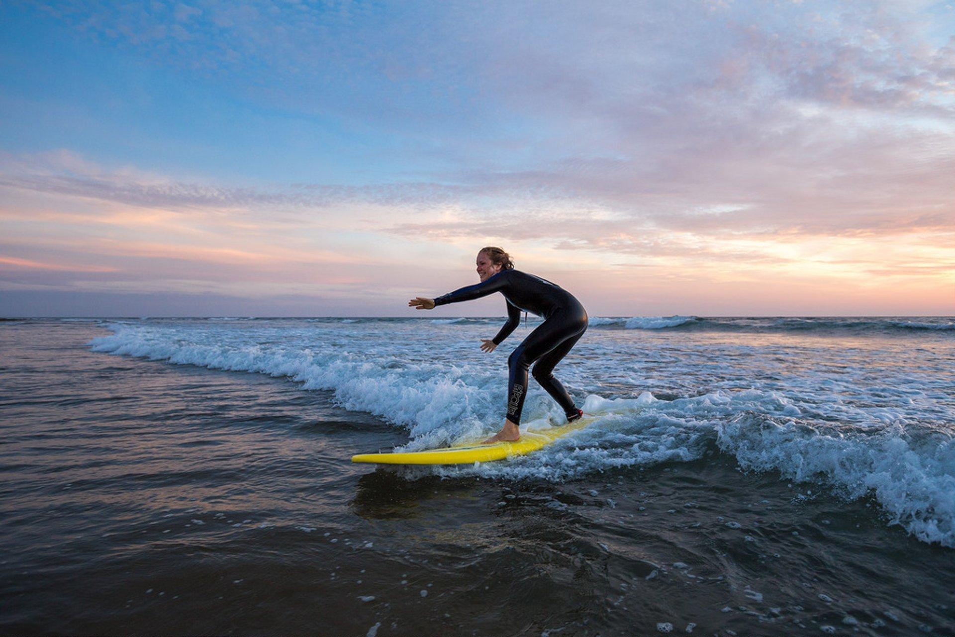 Surfing Season in Morocco - Best Season 2020