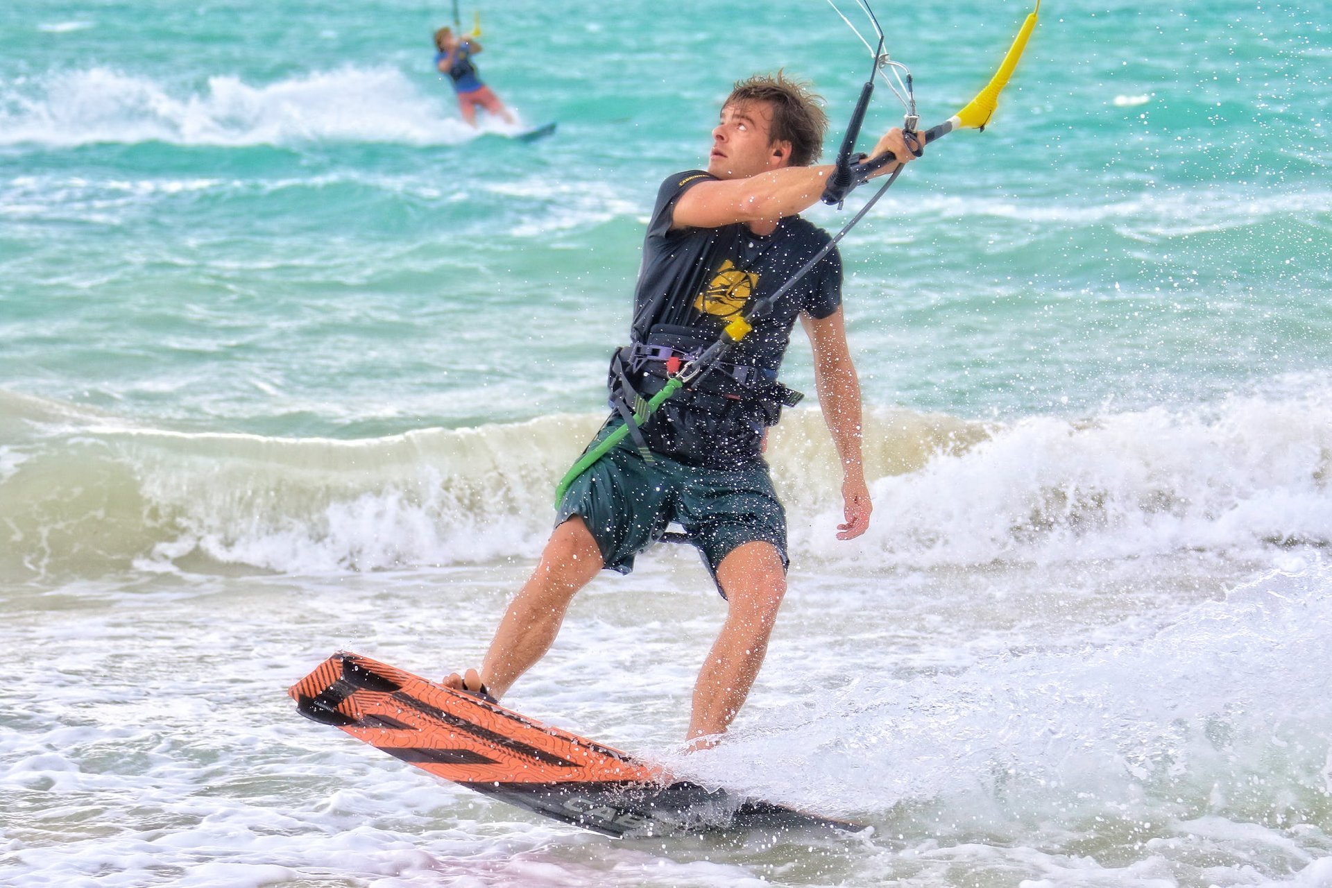 Kitesurfing & Windsurfing in Bahamas 2020 - Best Time