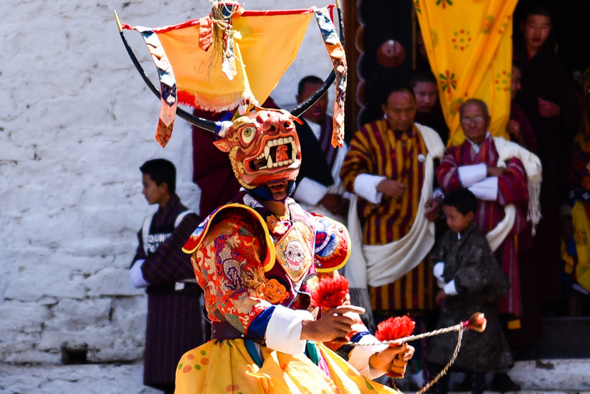 Paro Tshechu in Bhutan - Best Season 2020