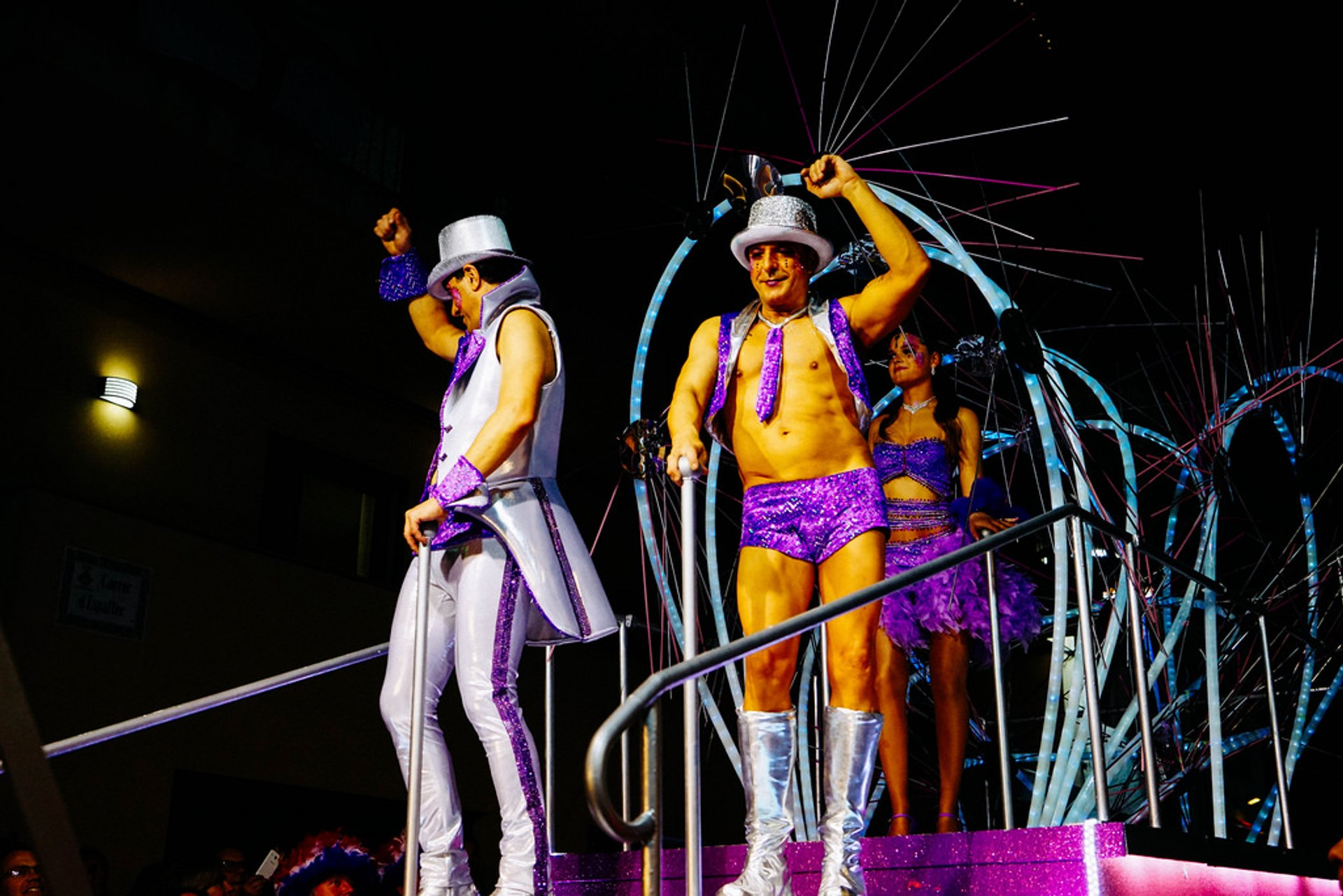 Best time to see Sitges Carnival in Barcelona 2020