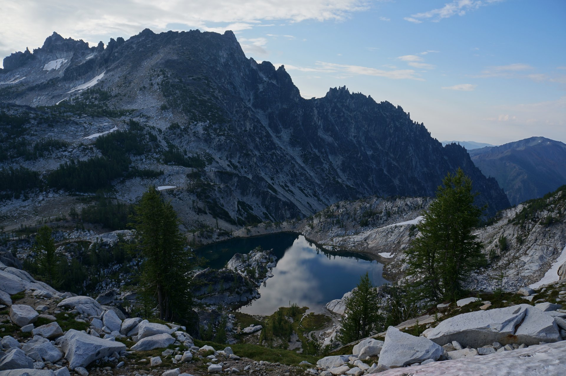 Best time to see The Enchantments in Washington 2020