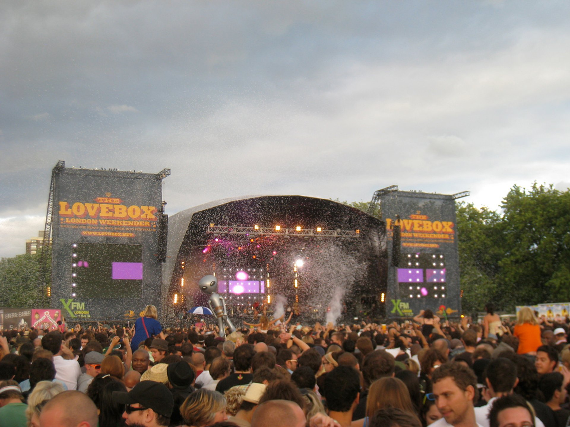 Lovebox Festival in London - Best Season 2020