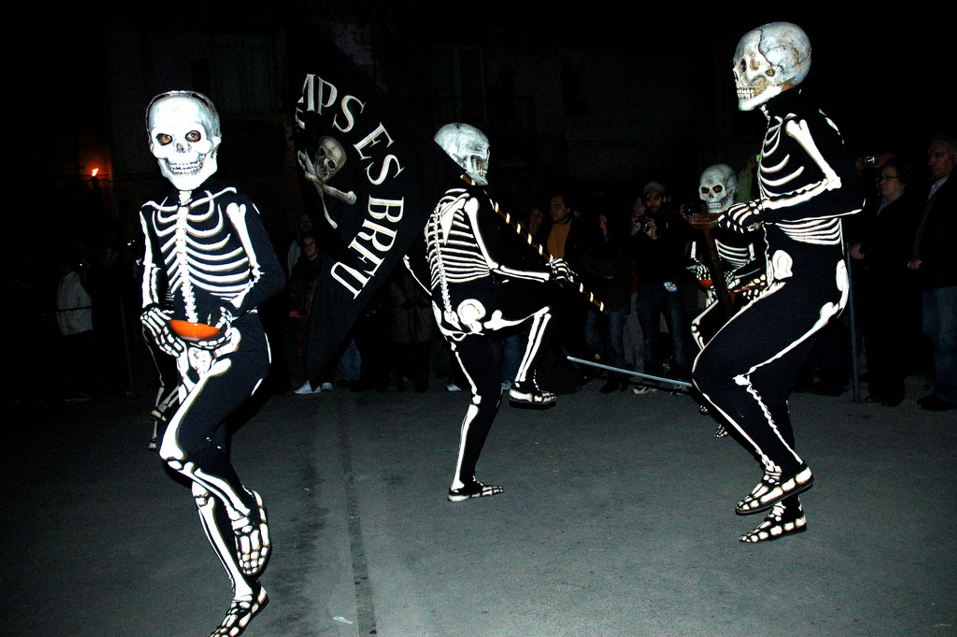 La Dansa de la Mort de Verges in Barcelona 2019 - Best Time