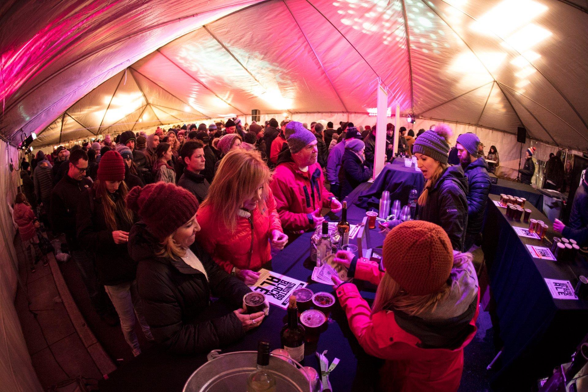 Best time for Oregon WinterFest in Oregon 2020