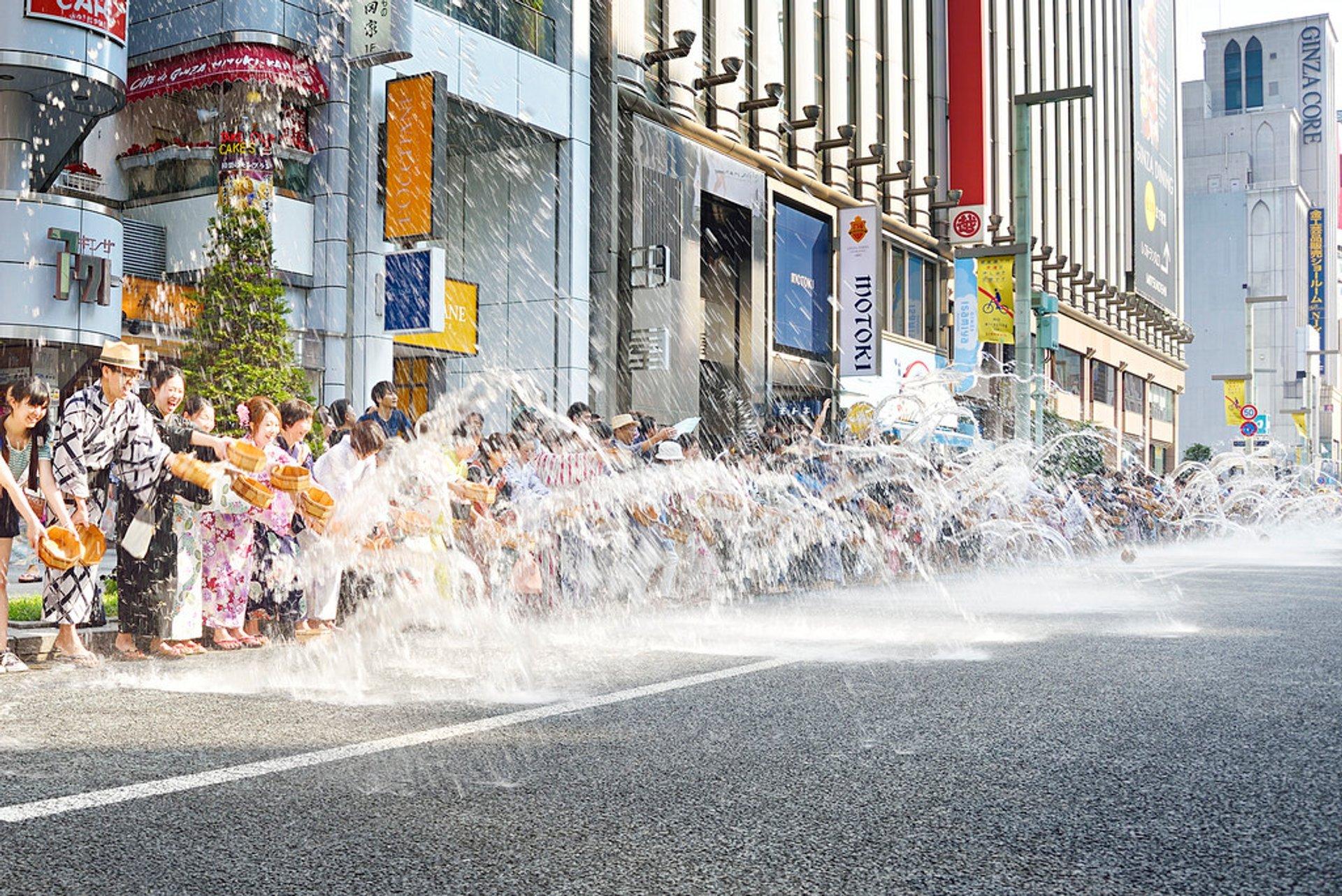 Mission Uchimizu in Tokyo - Best Season