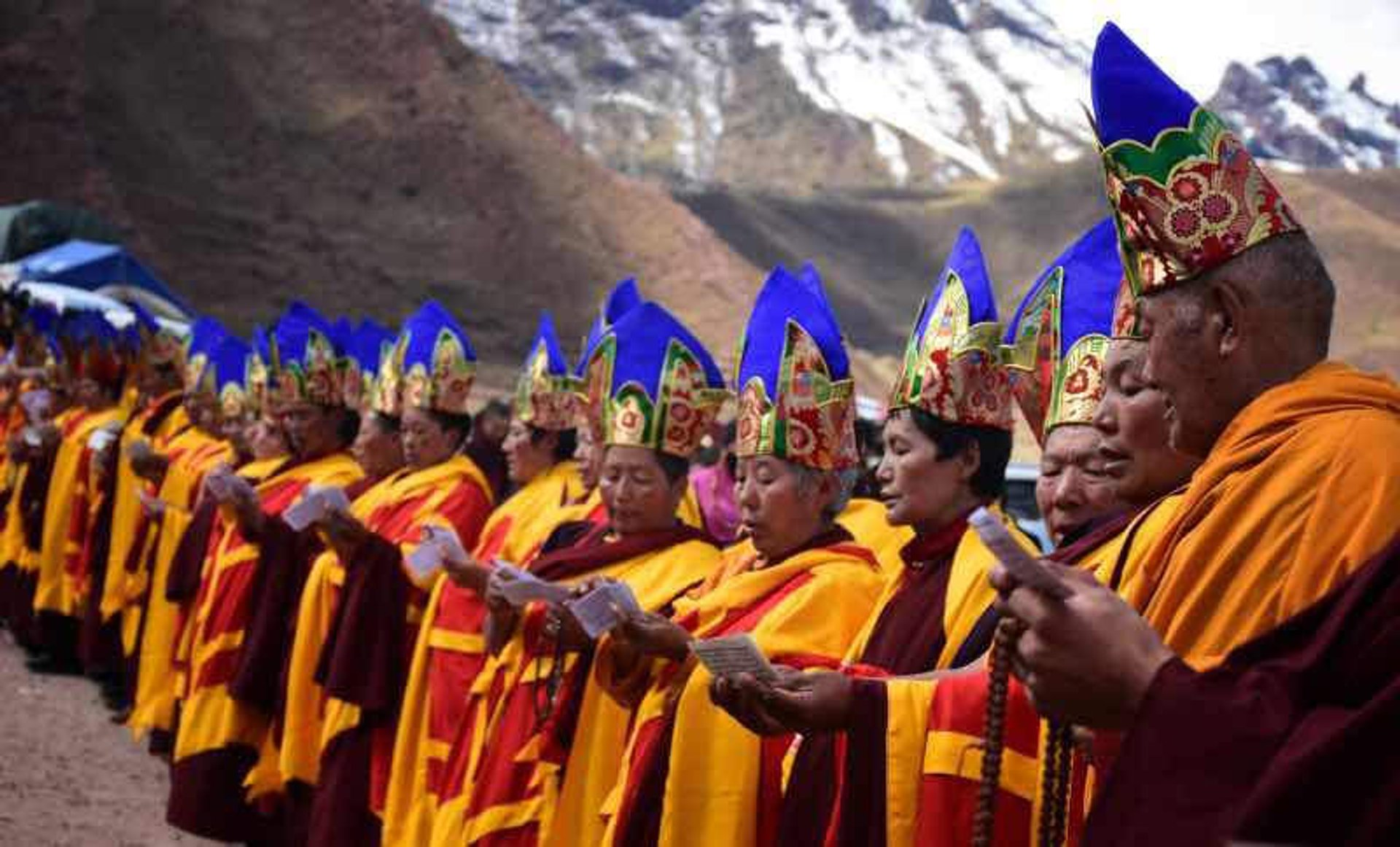 Great Prayer Festival (Monlam) in Tibet 2020 - Best Time
