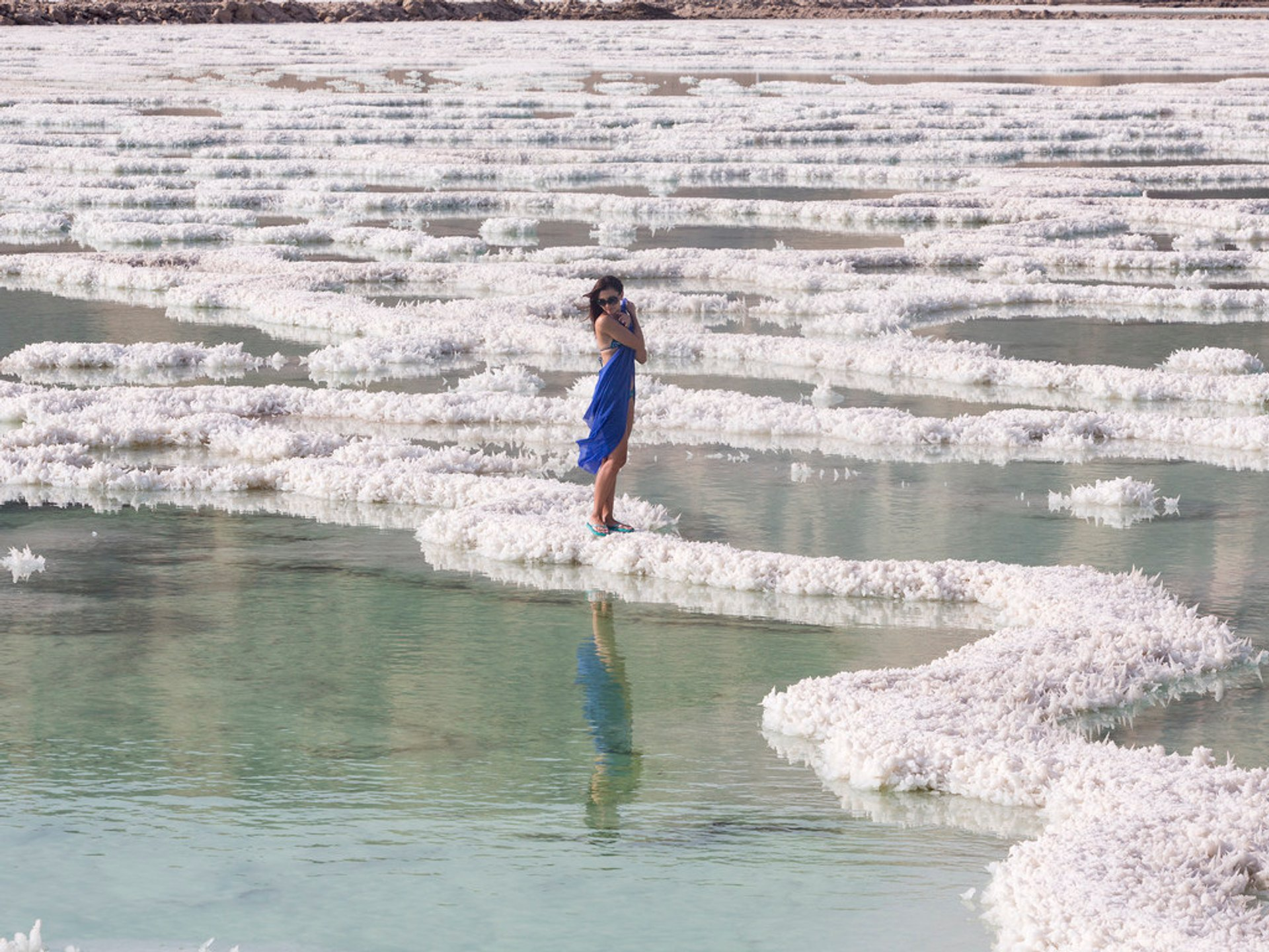Best time for Dead Sea Spa in Israel 2019