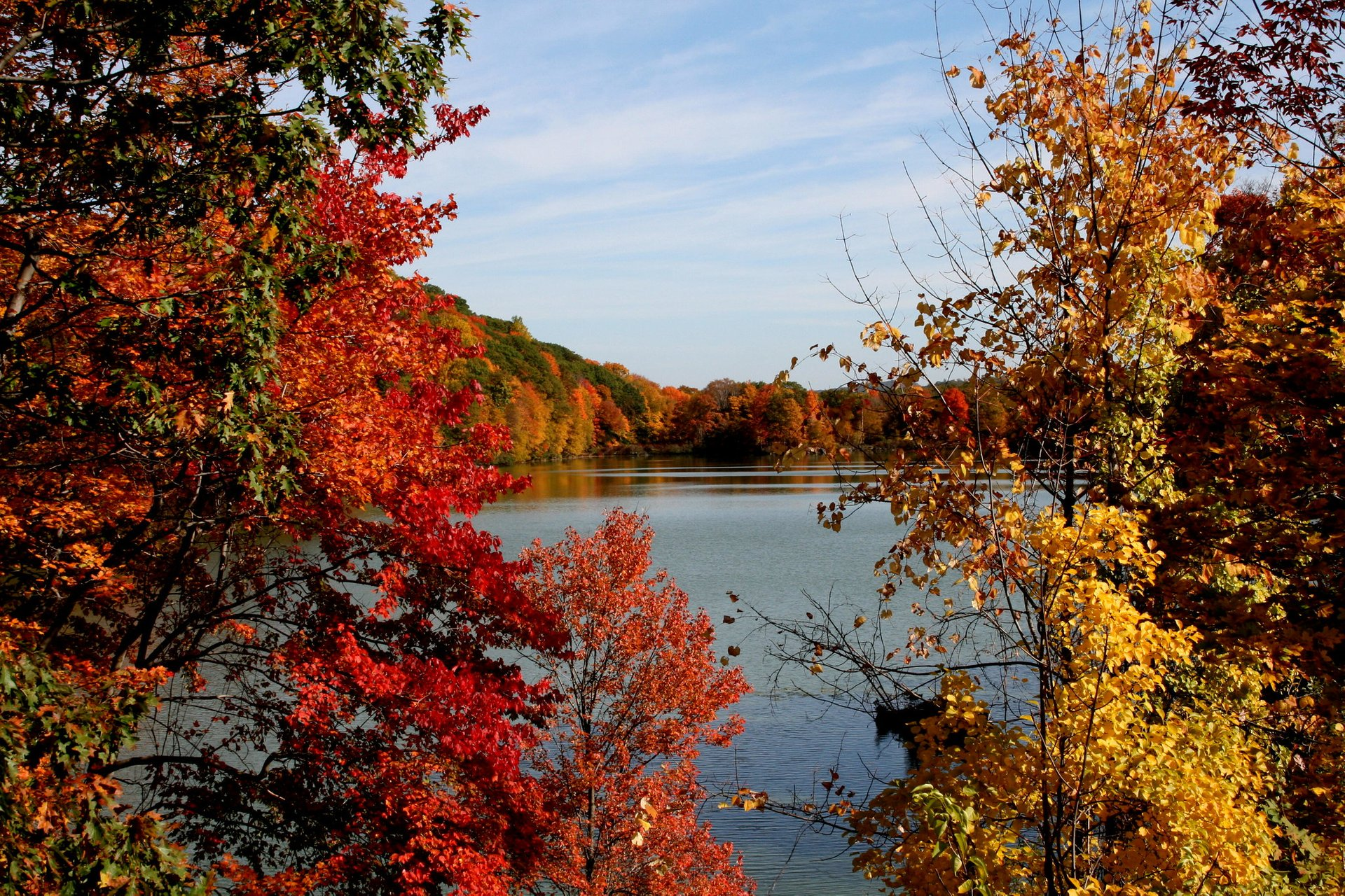 Best time for Fall Foliage in New York State 2020