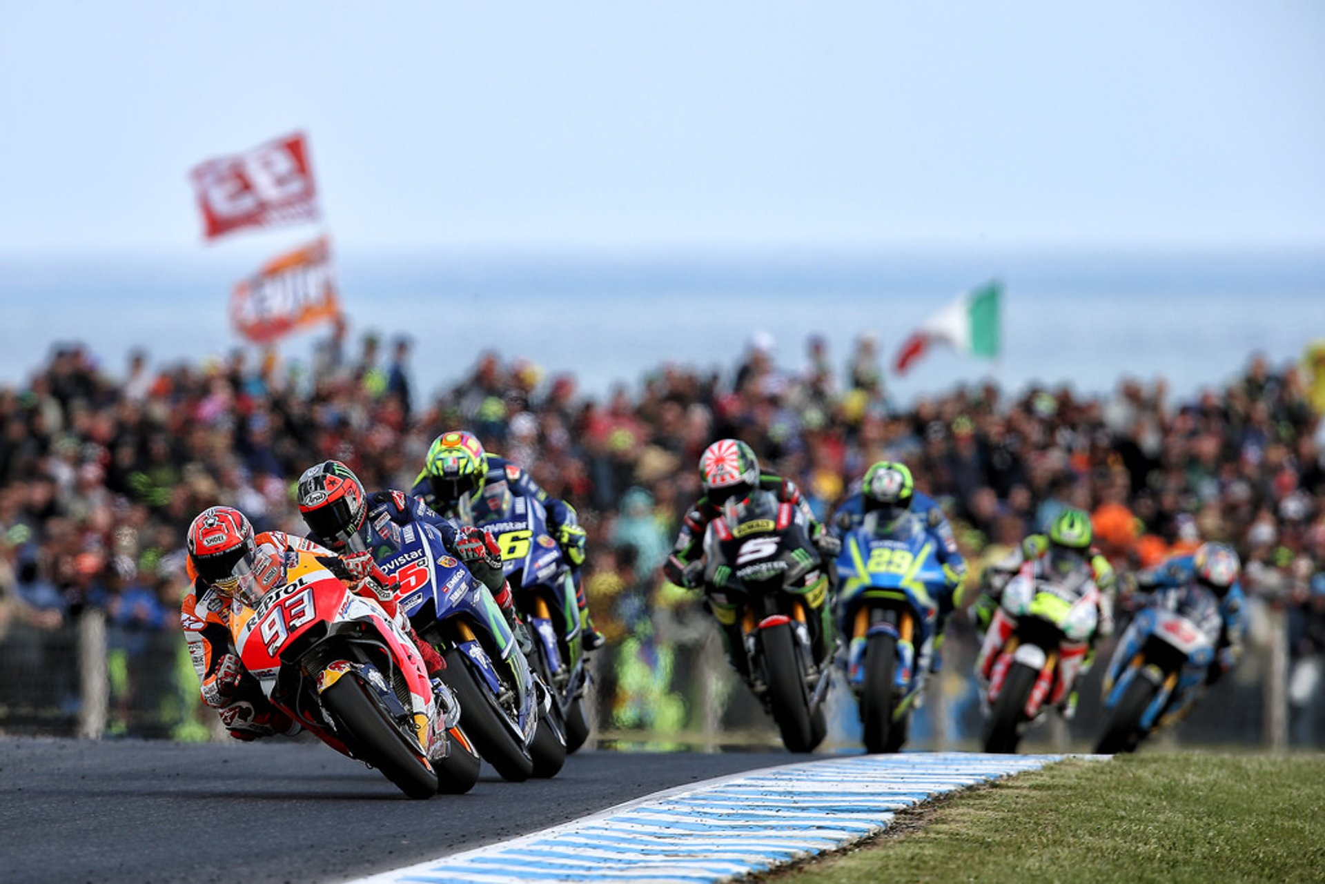 Best time for Australian Motorcycle Grand Prix in Victoria 2019