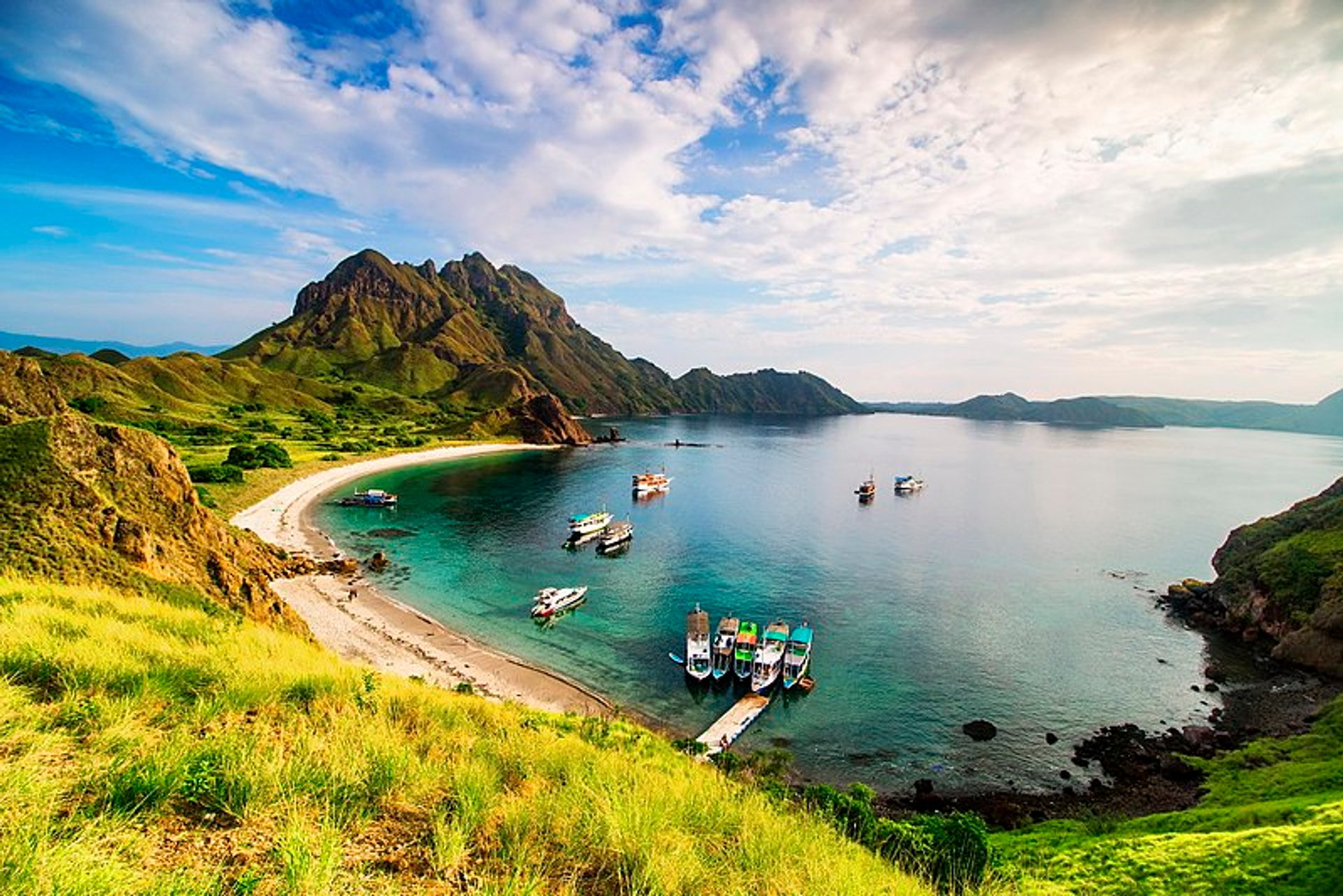 Best time to see Padar Island in Indonesia 2020