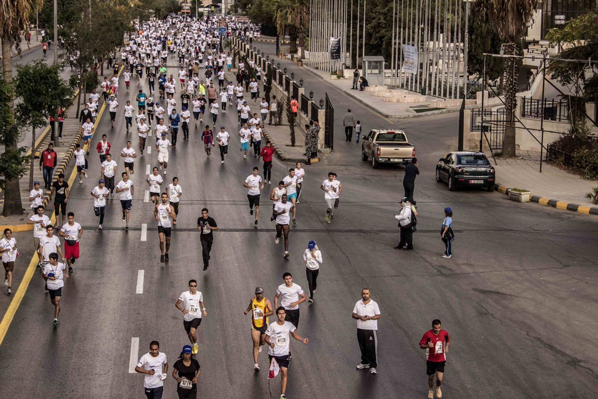 Amman Marathon in Jordan - Best Time