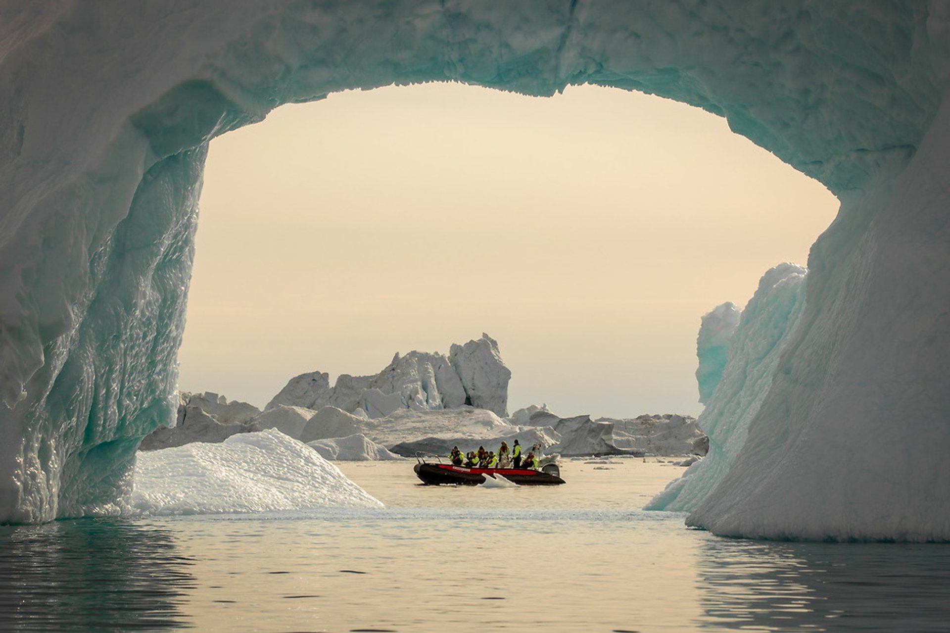 Best time for Cruising in Greenland 2020
