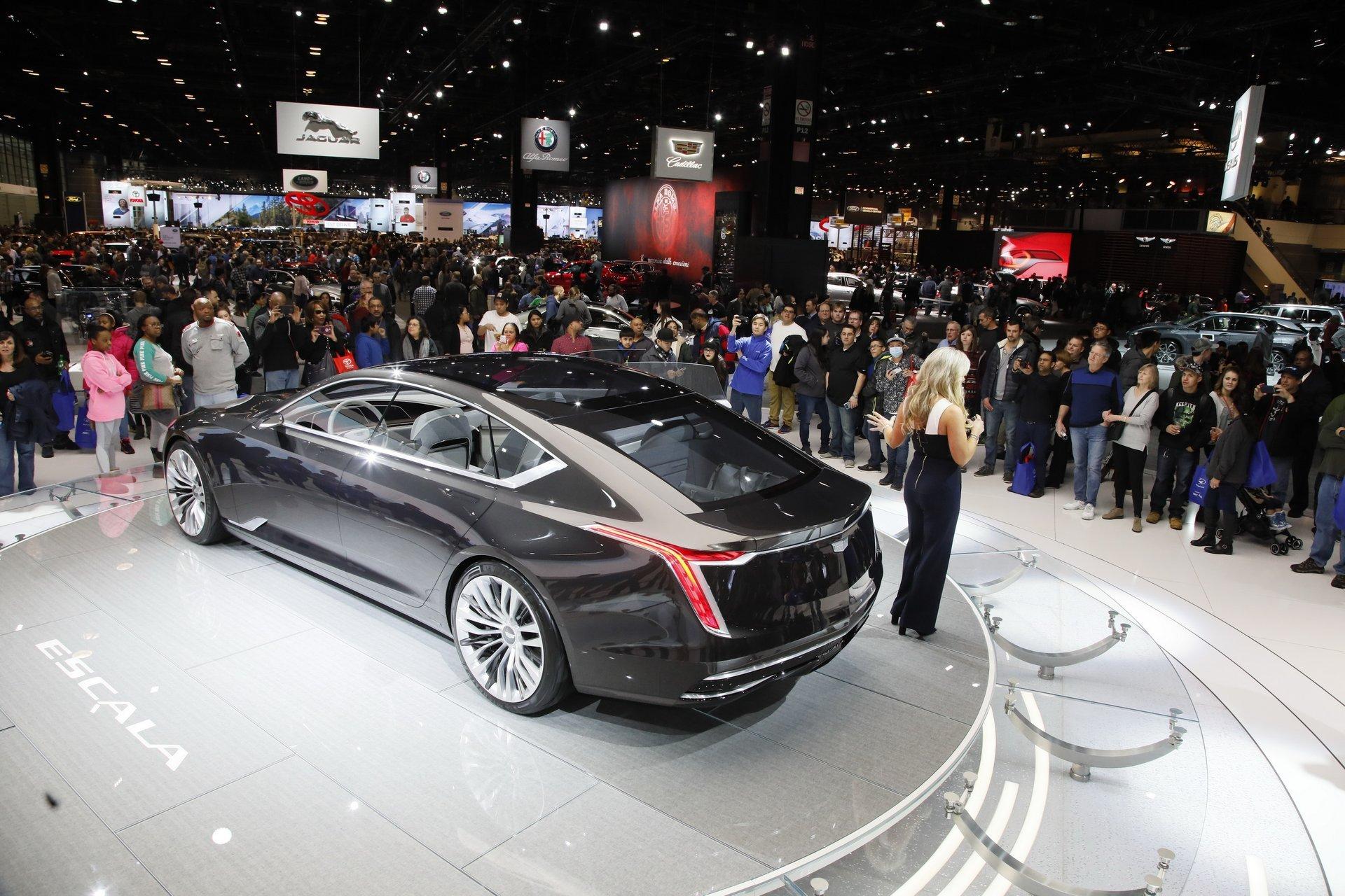 Chicago Auto Show in Chicago - Best Season 2020