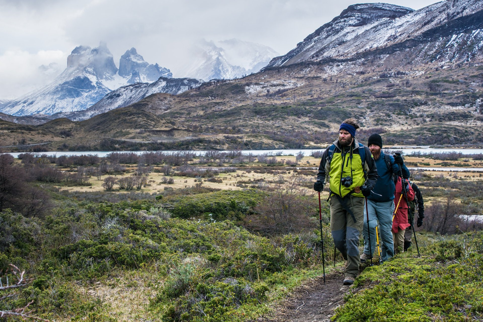 Hiking in Patagonia in Chile 2019 - Best Time