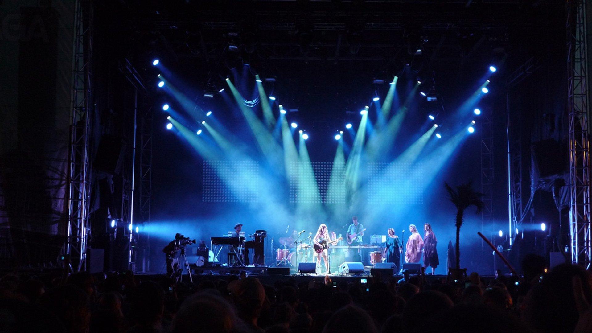 Osheaga Music Festival in Quebec - Best Season 2020