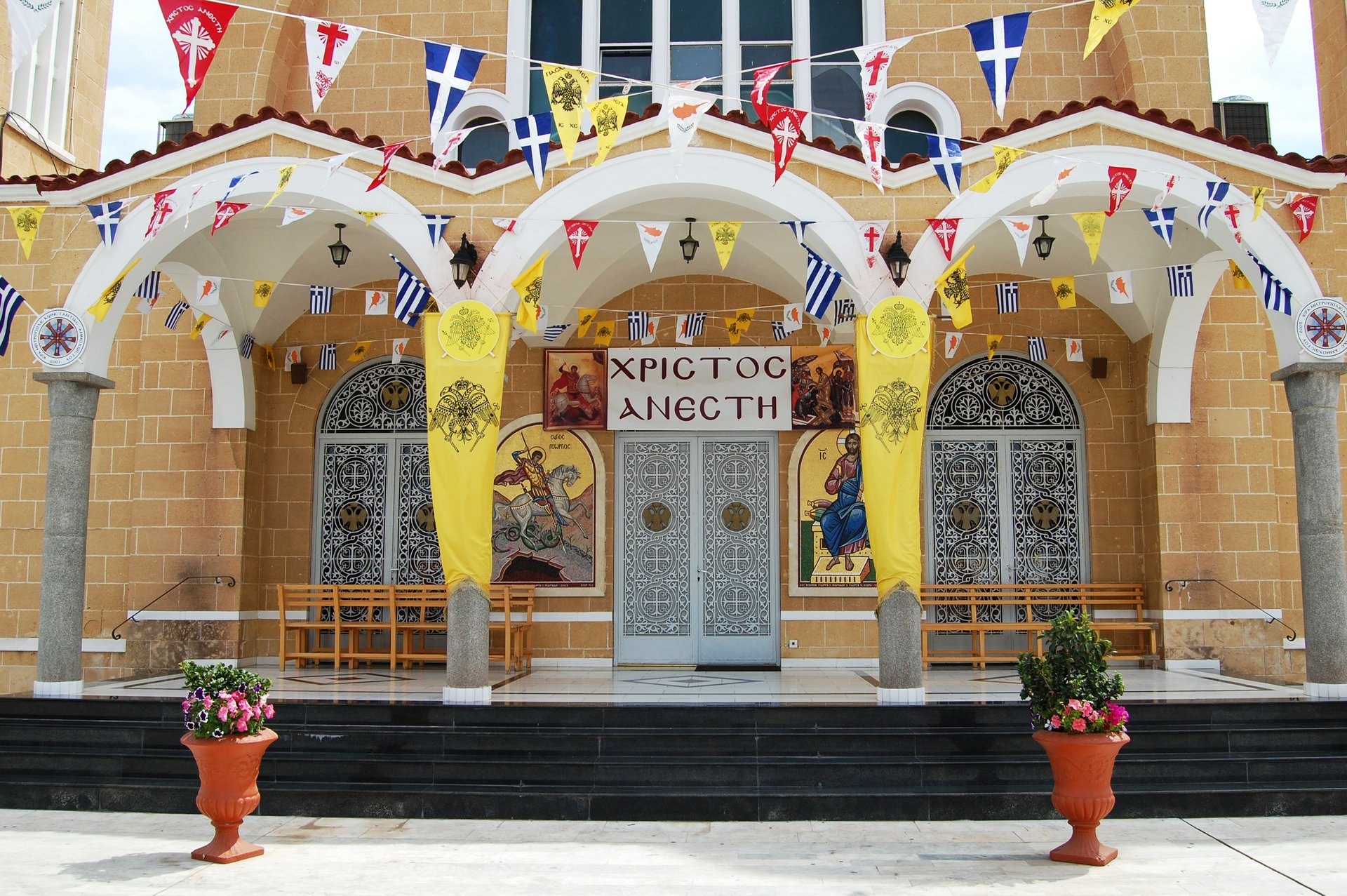 Easter Sunday Orthodox 2020 In Cyprus Dates Map
