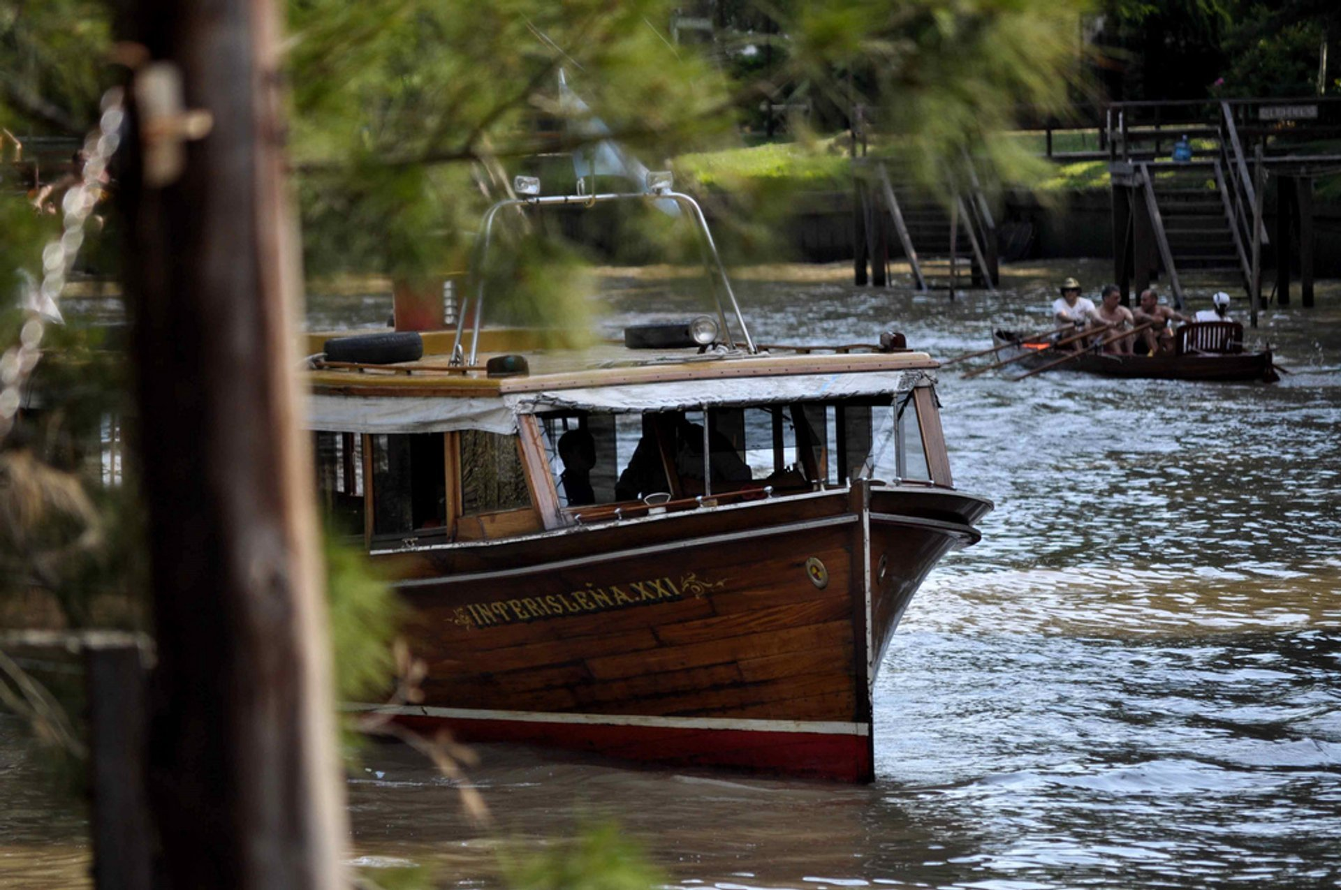 Best time to see Getaway to Tigre in Buenos Aires