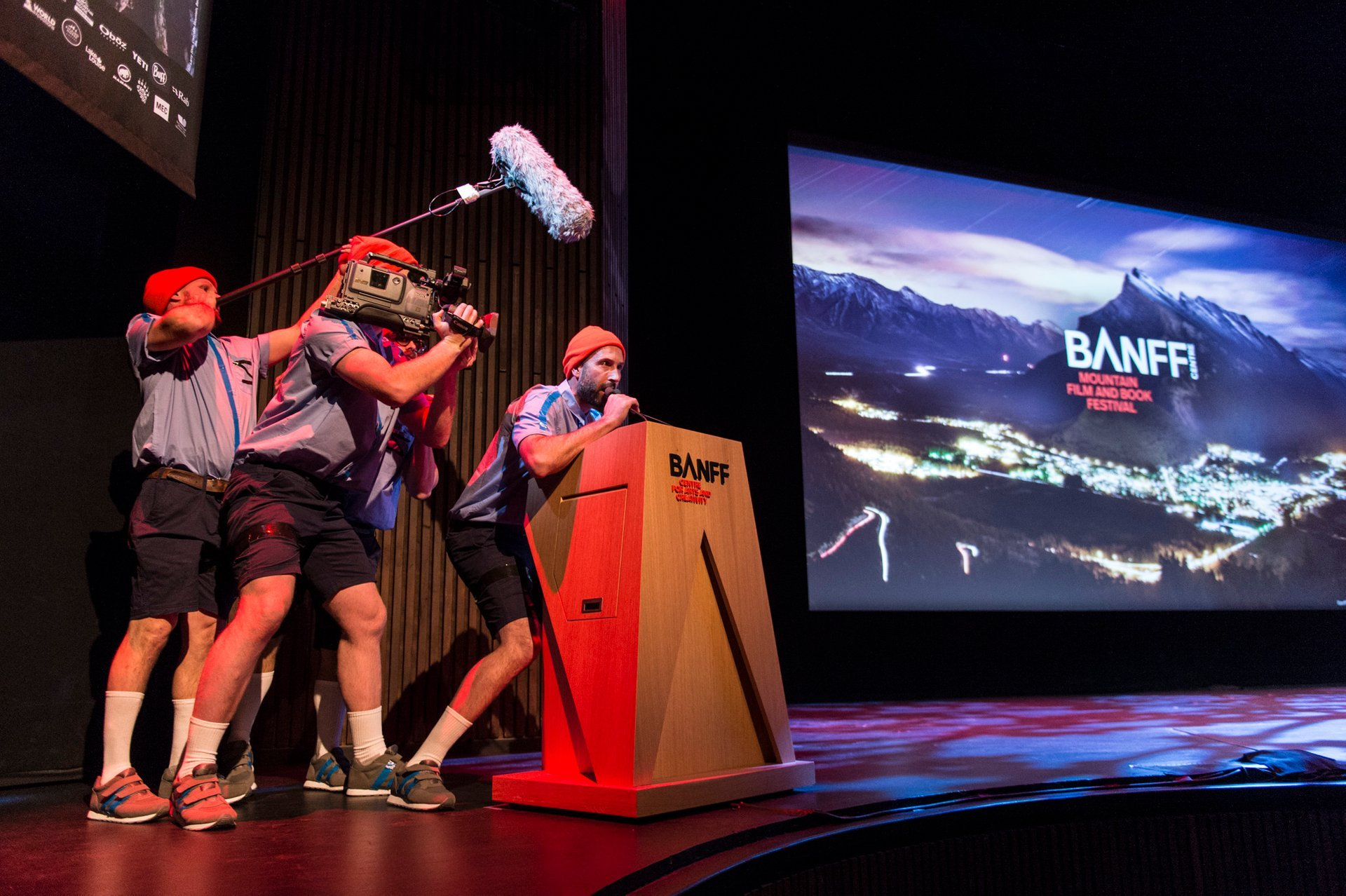 Best time for Banff Centre Mountain Film and Book Festival in Banff & Jasper National Parks 2019