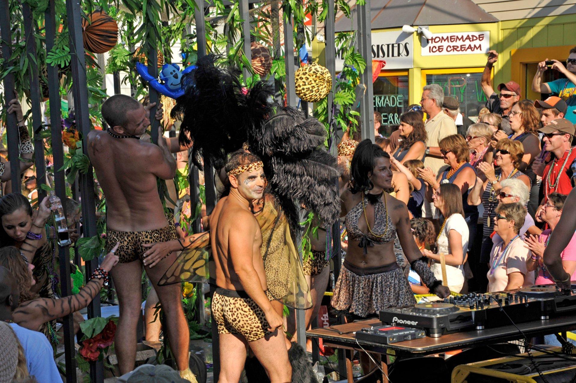 Provincetown Carnival Week in Massachusetts - Best Season 2019