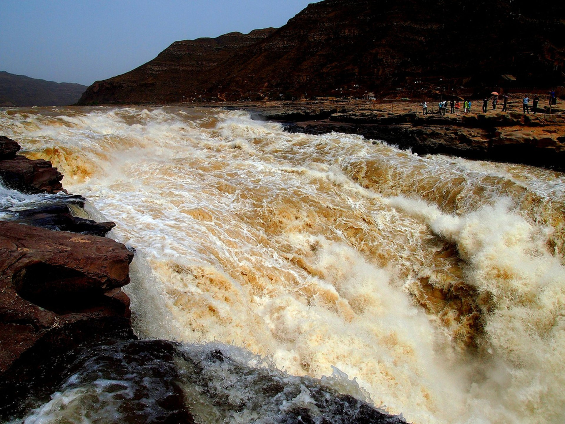 Hukou Waterfall 2020