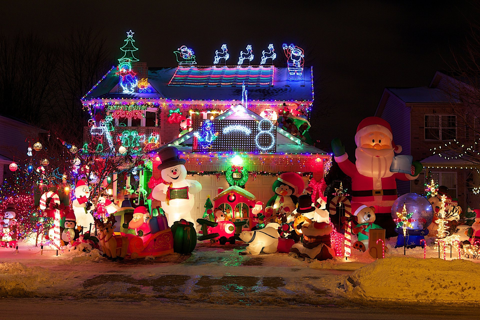 Don Henly Christmas.Christmas Lights In London Ontario 2019 Dates Map