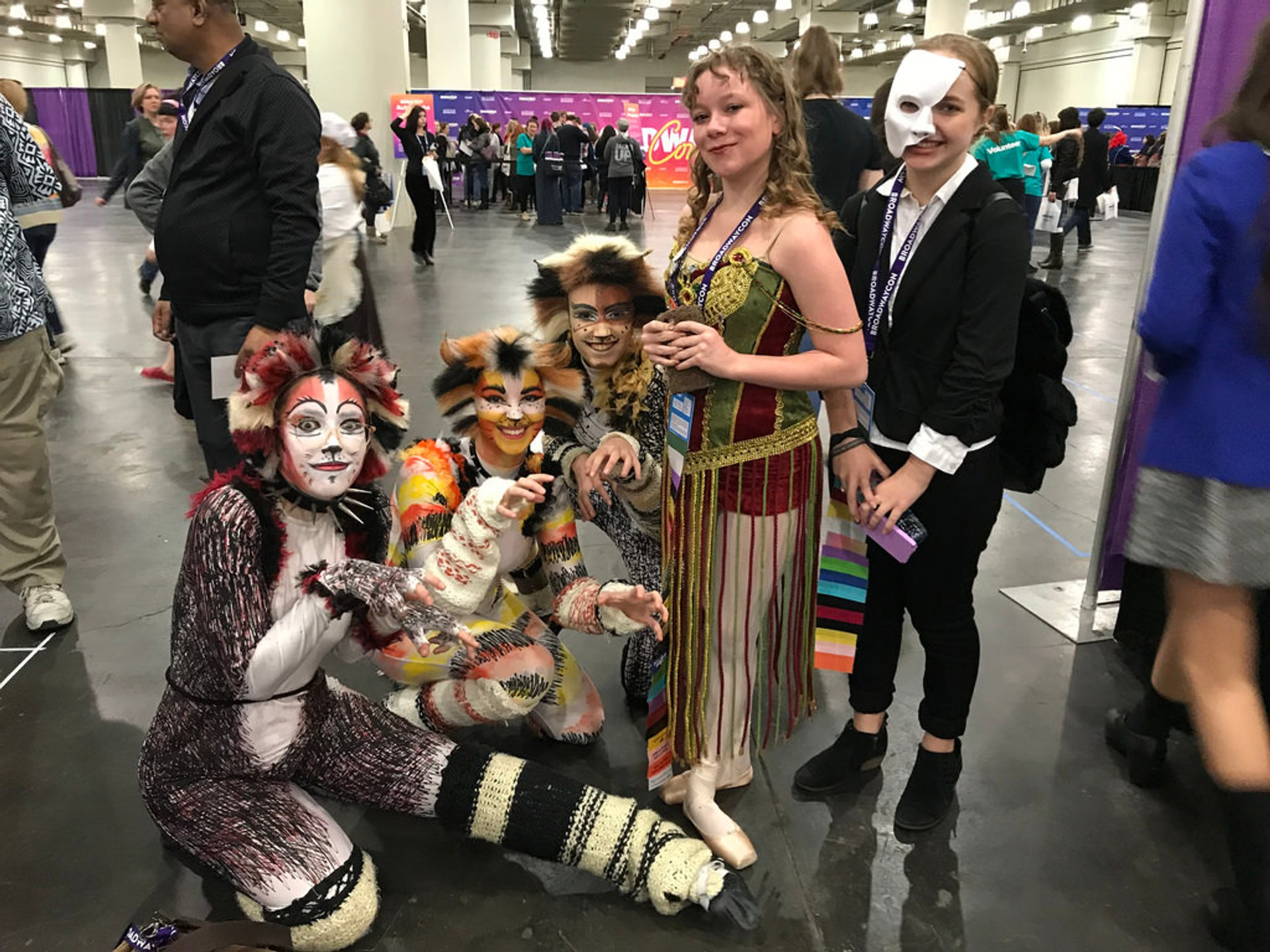 BroadwayCon in New York - Best Season 2020