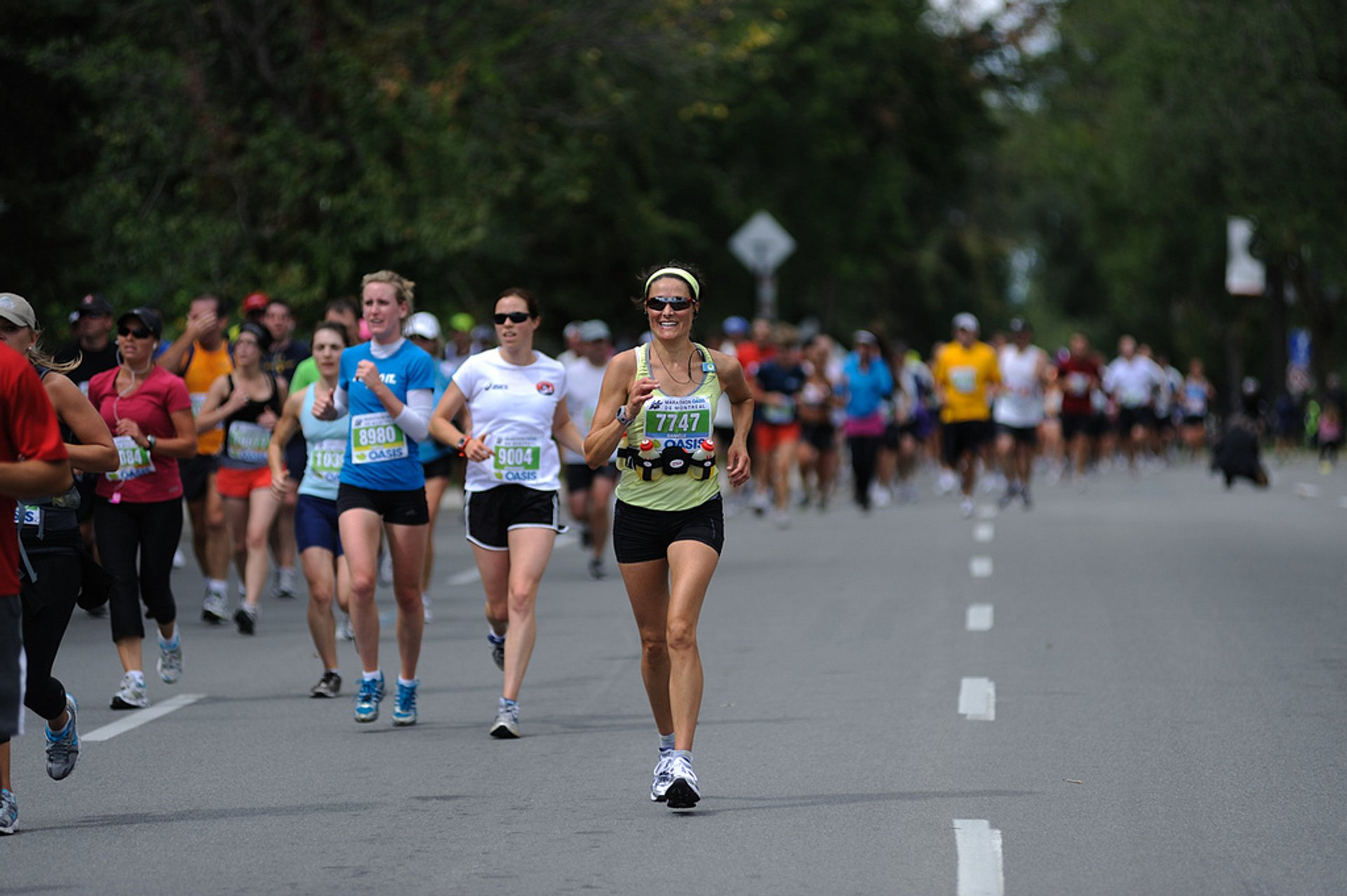 Montreal Rock 'n' Roll Oasis Marathon in Montreal 2020 - Best Time