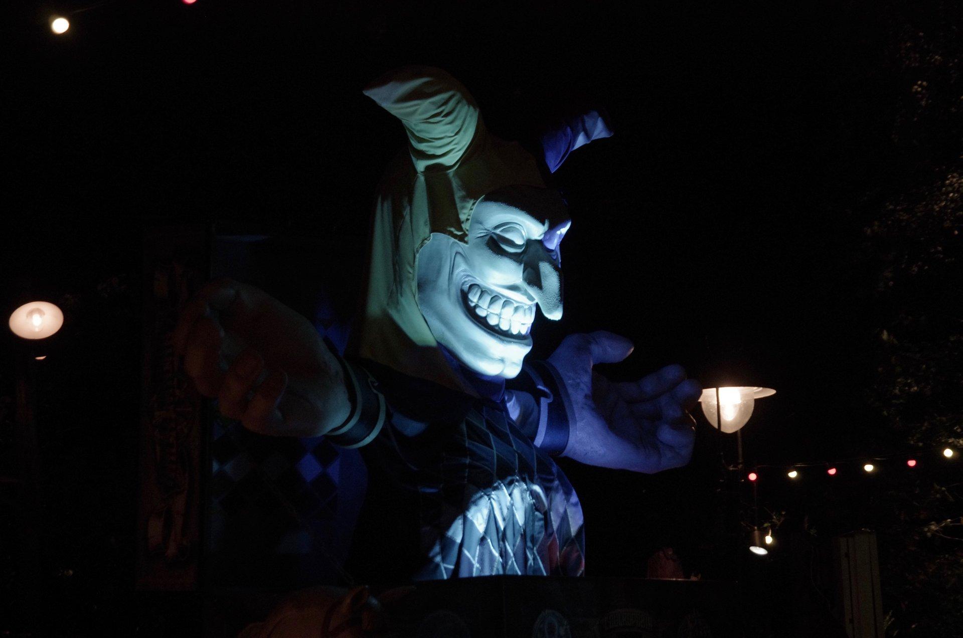 Halloween Skåne